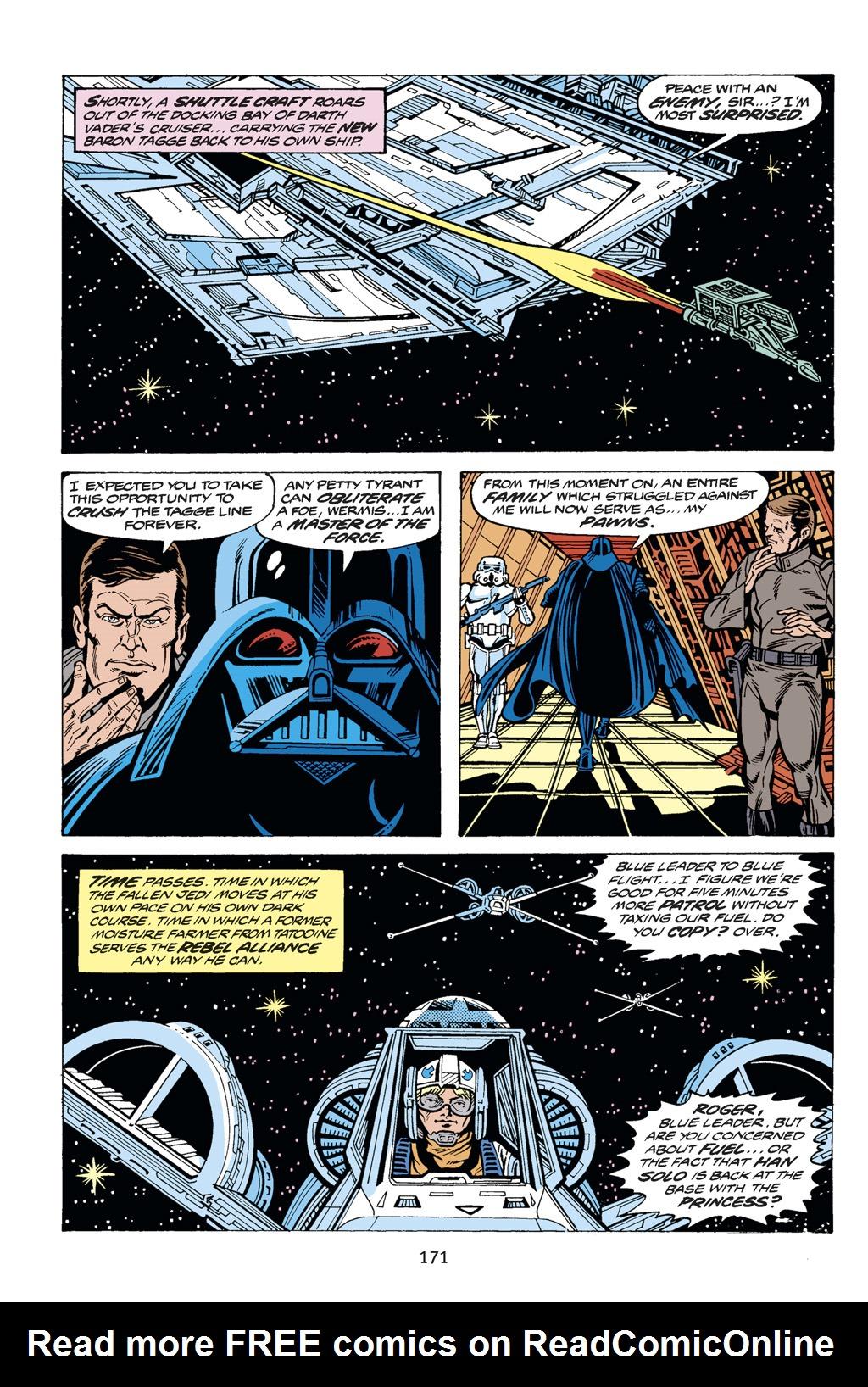 Read online Star Wars Omnibus comic -  Issue # Vol. 14 - 170