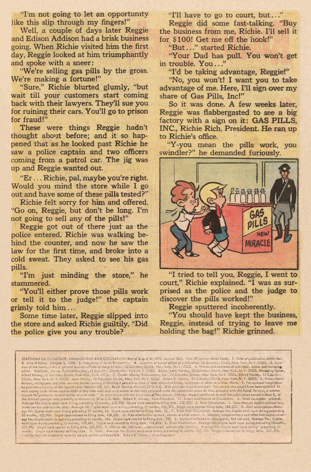 Little Dot (1953) issue 159 - Page 27