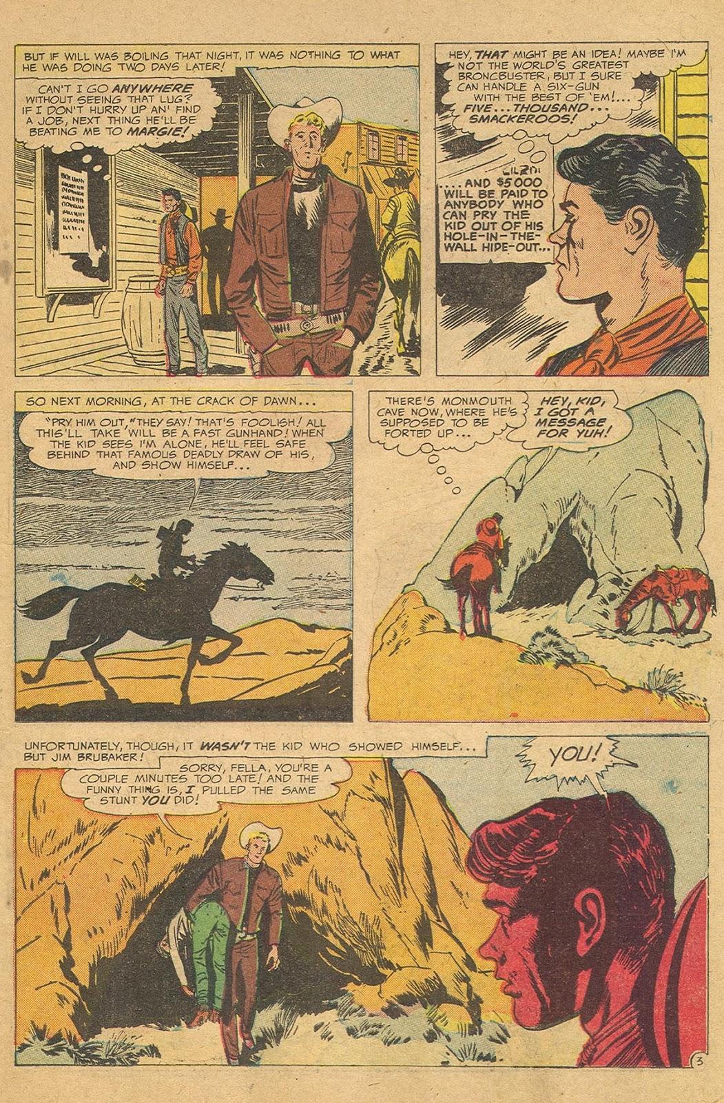 Gunsmoke Western issue 44 - Page 15