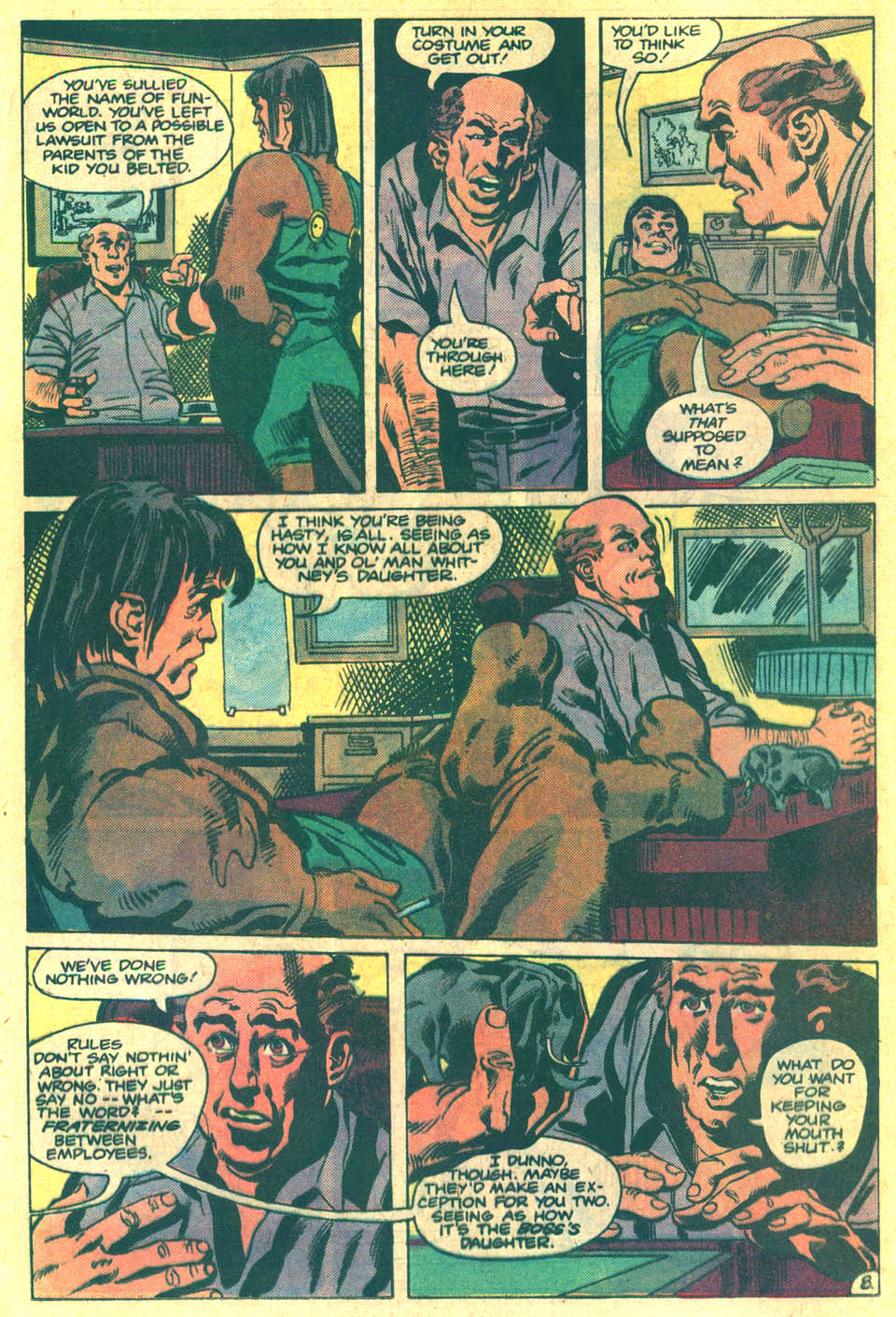 Elvira's House of Mystery Issue #5 #6 - English 11