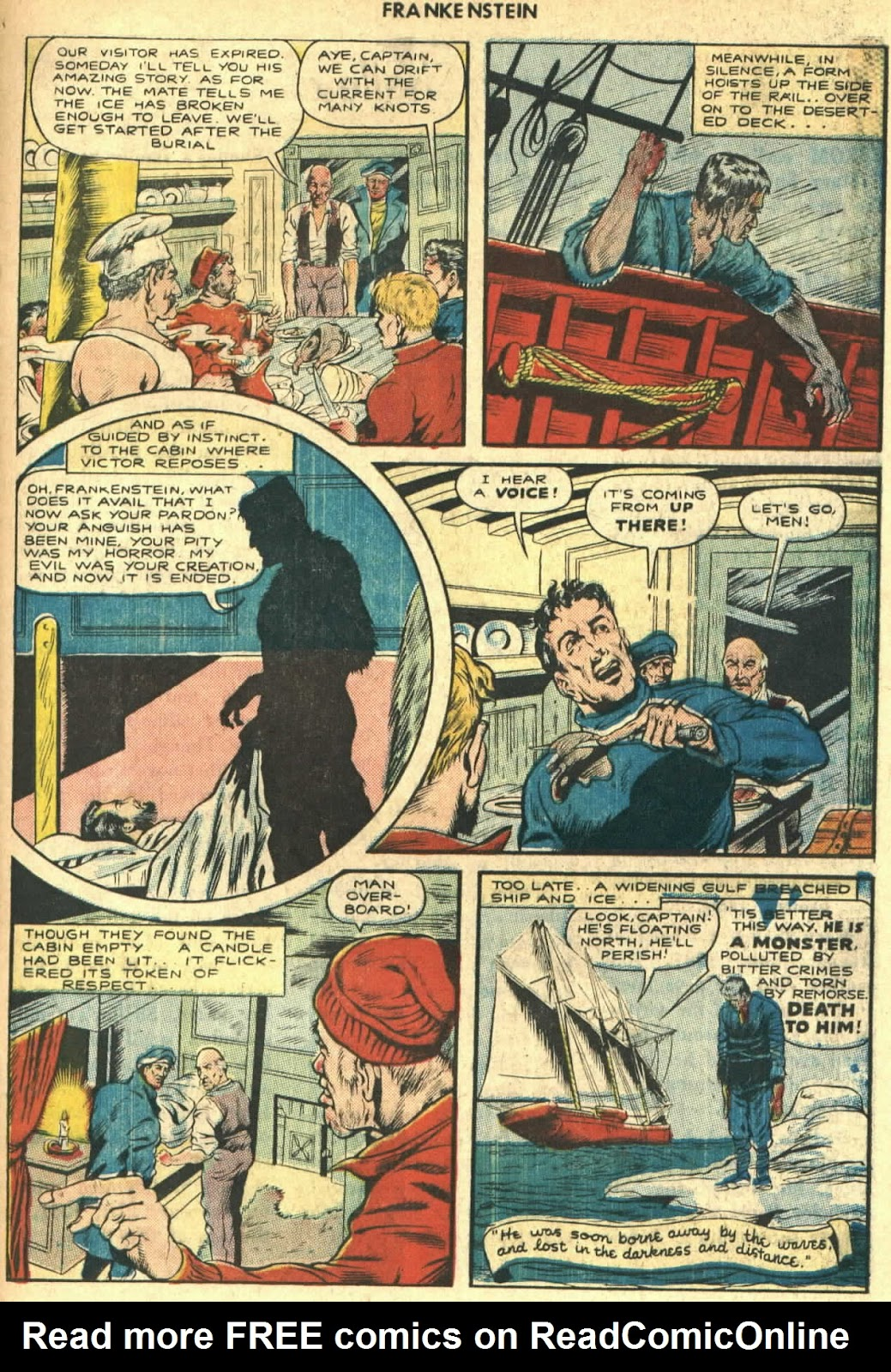 Classics Illustrated issue 26 - Page 45