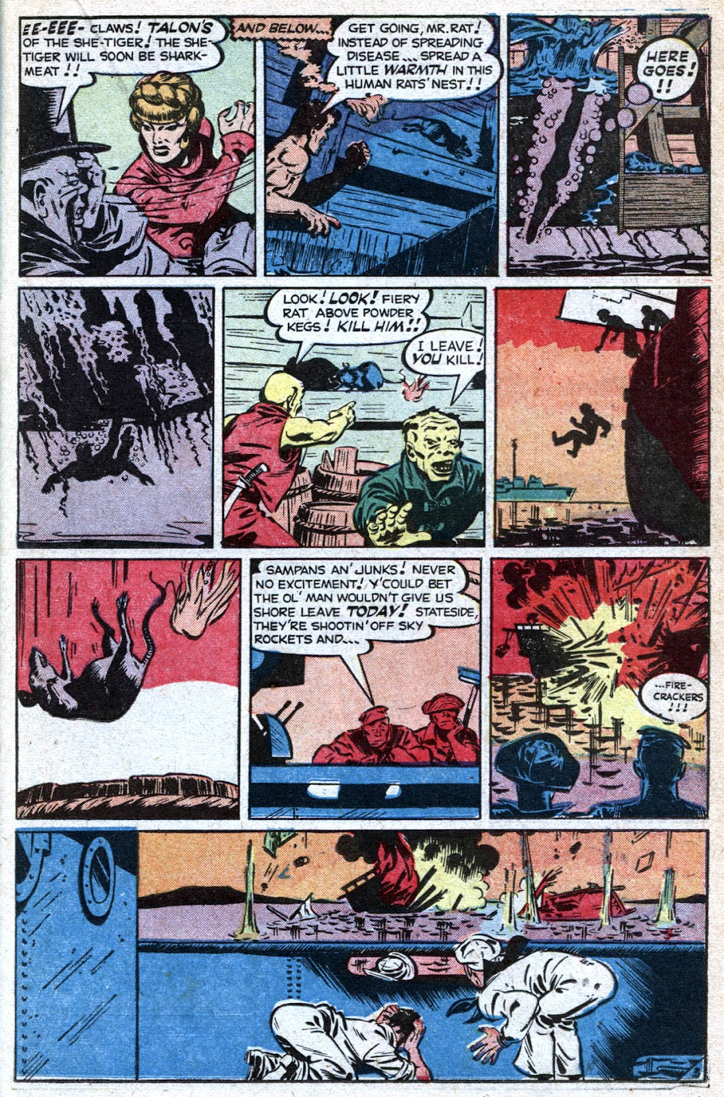 Read online Famous Funnies comic -  Issue #190 - 27