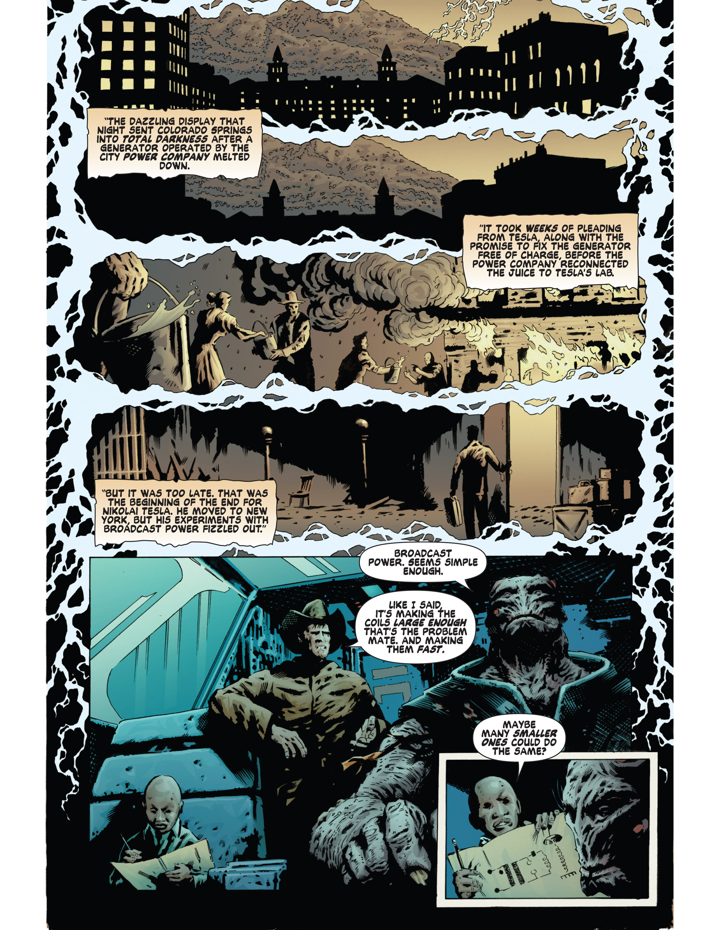 Read online Bad Planet comic -  Issue # TPB - 123