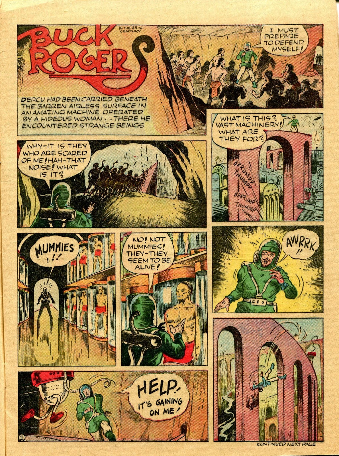Read online Famous Funnies comic -  Issue #56 - 17