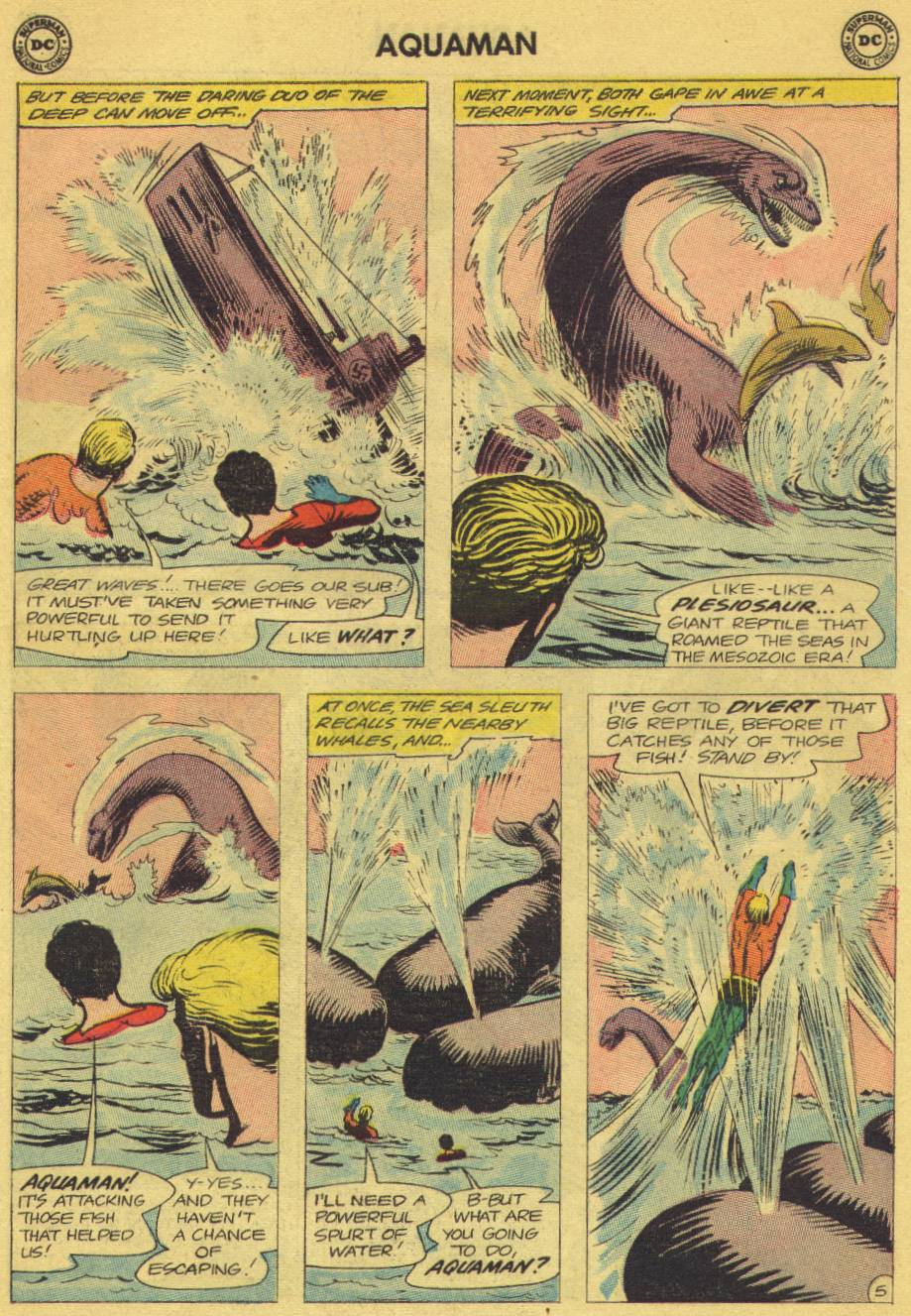 Read online Aquaman (1962) comic -  Issue #13 - 7