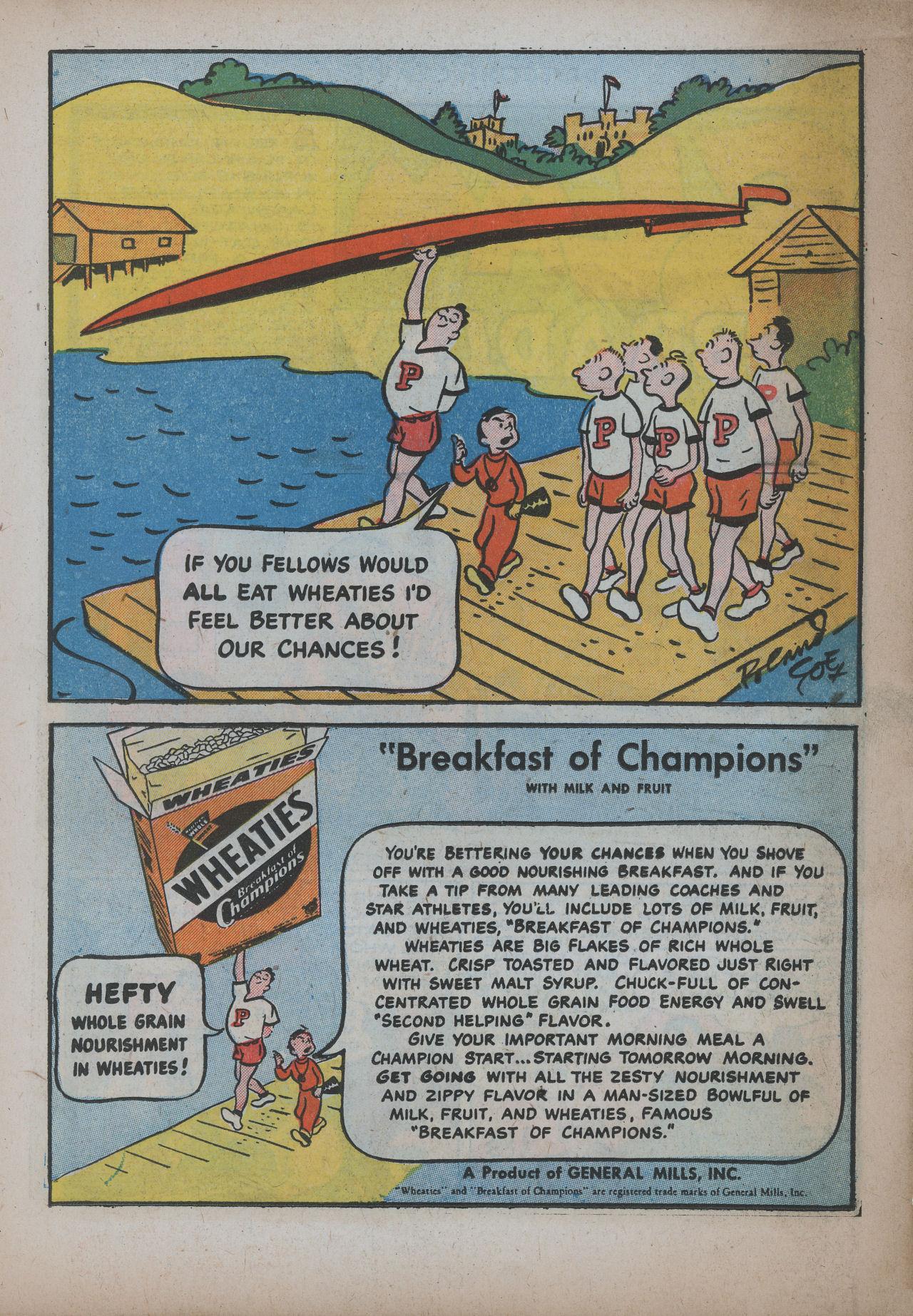 Read online Detective Comics (1937) comic -  Issue #94 - 21