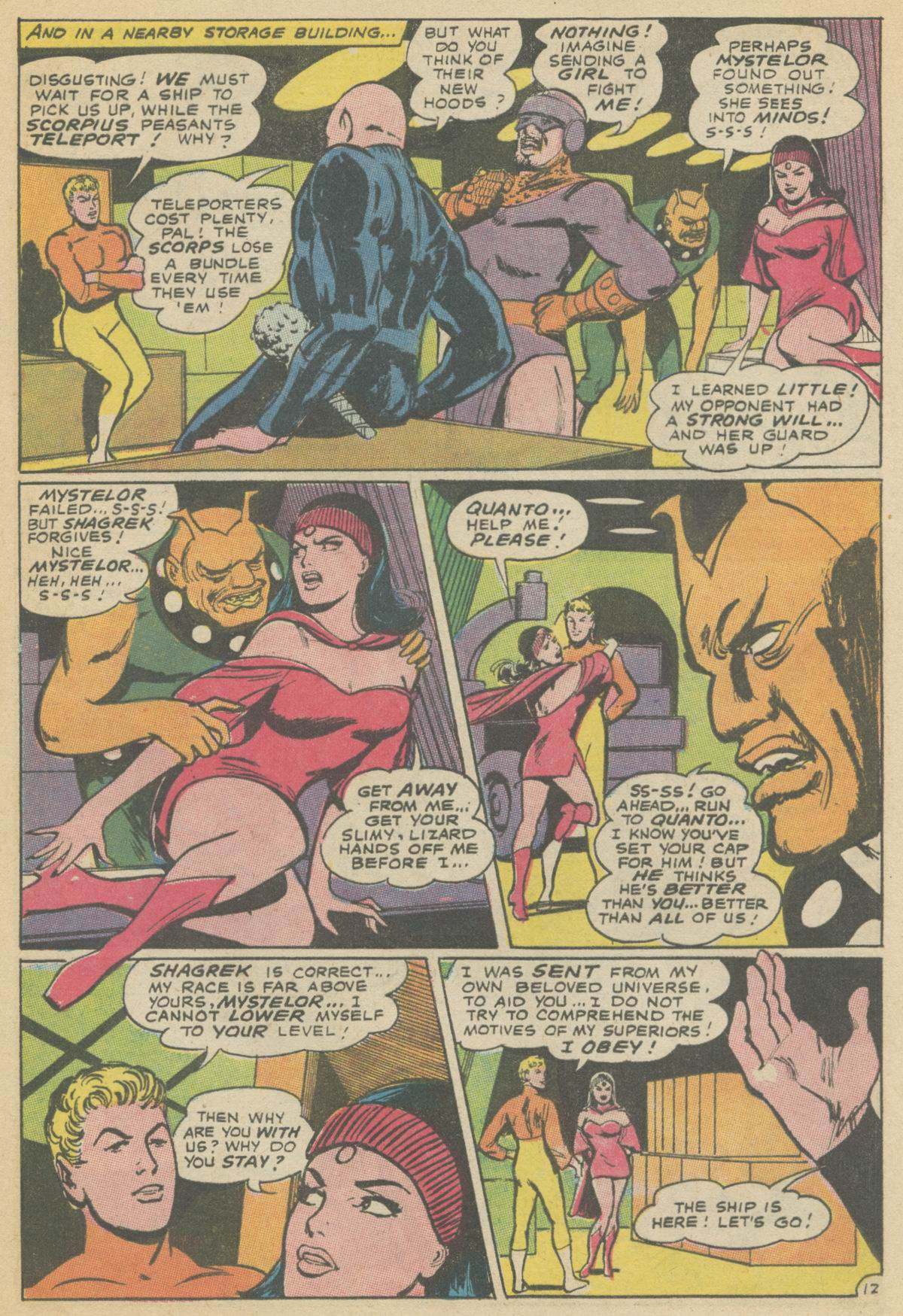 Read online Adventure Comics (1938) comic -  Issue #374 - 16