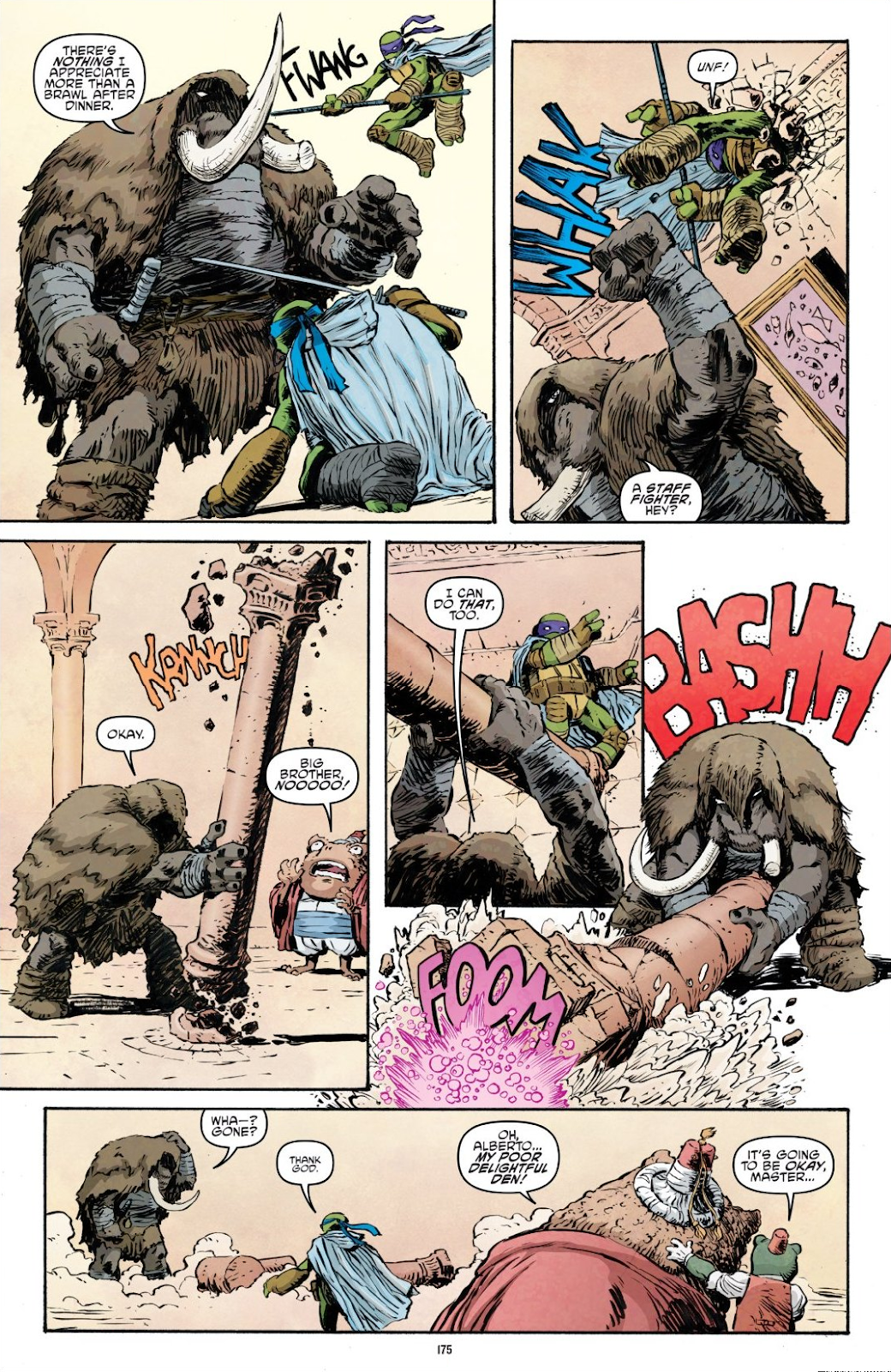 Read online Teenage Mutant Ninja Turtles: The IDW Collection comic -  Issue # TPB 9 (Part 2) - 74