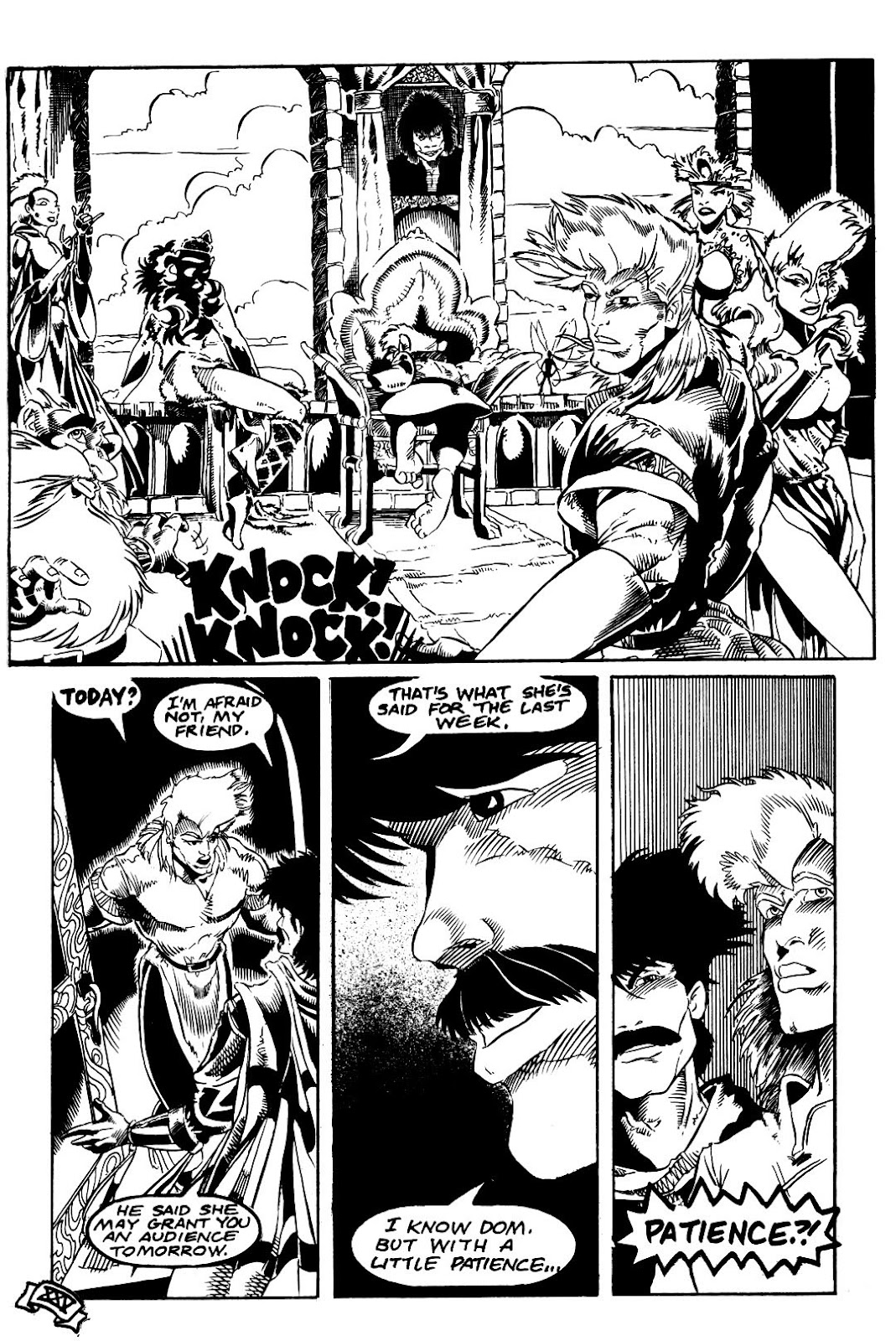 The Realm (1986) issue 20 - Page 29