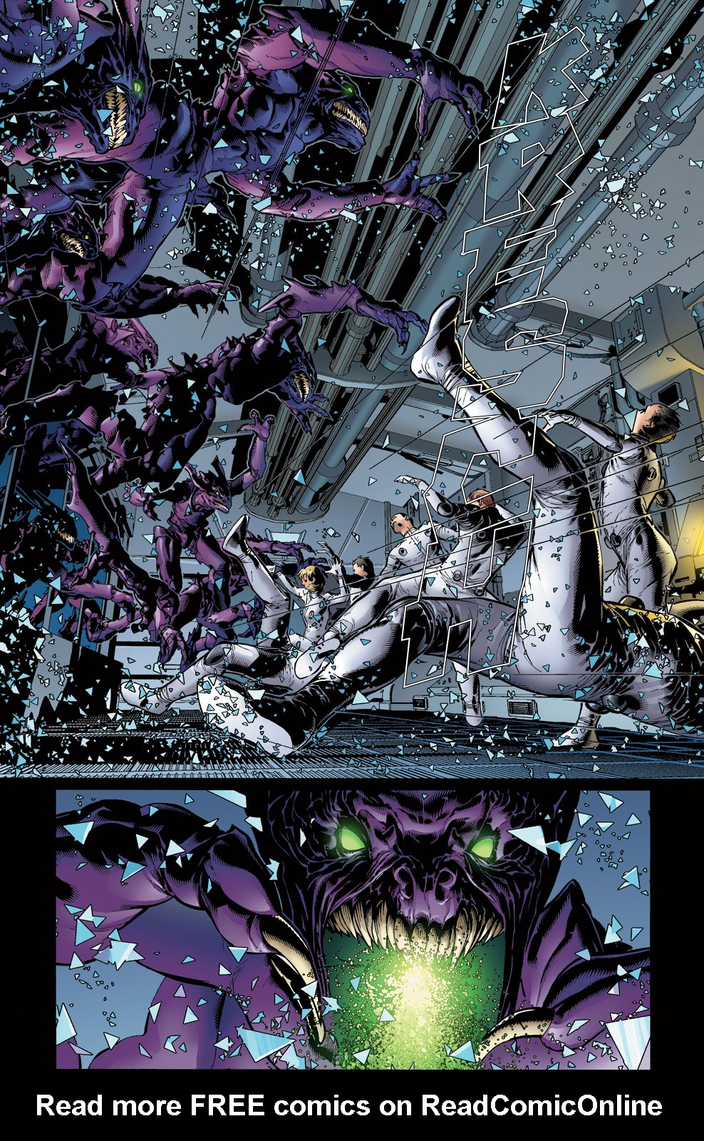 Read online Ultimate Vision comic -  Issue #3 - 8