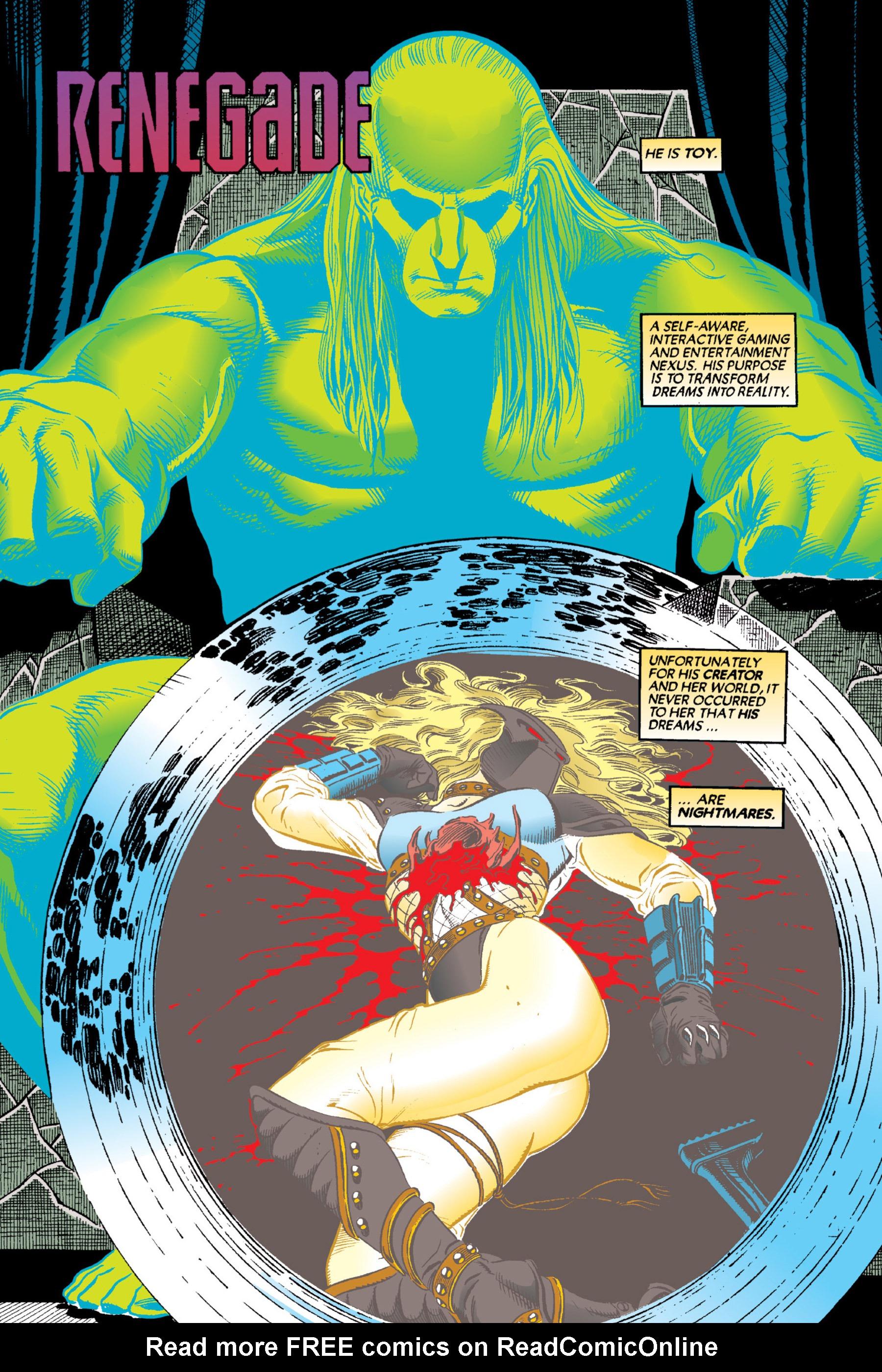 Read online Aliens vs. Predator Omnibus comic -  Issue # _TPB 2 Part 3 - 56