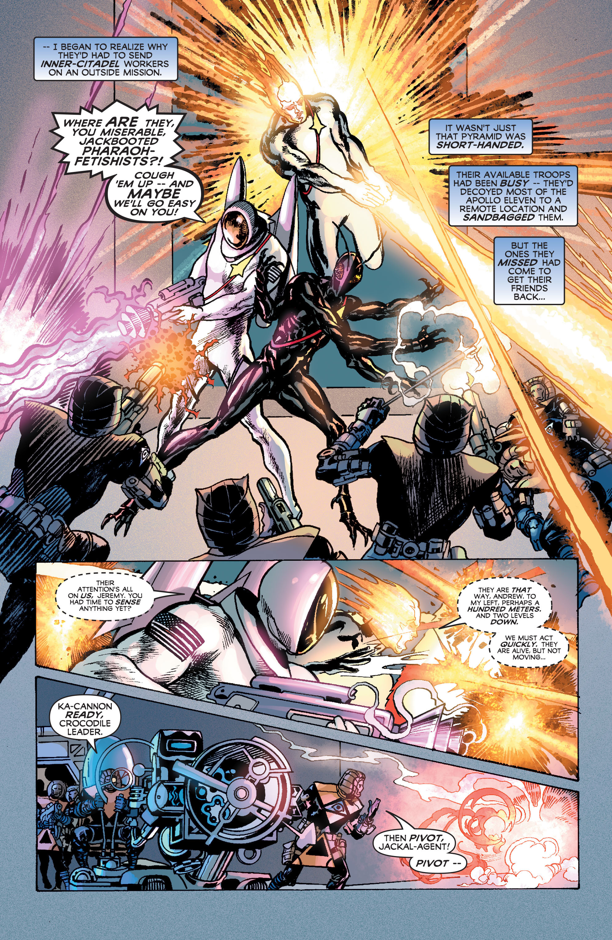 Read online Astro City: Dark Age/Book Three comic -  Issue #3 - 15
