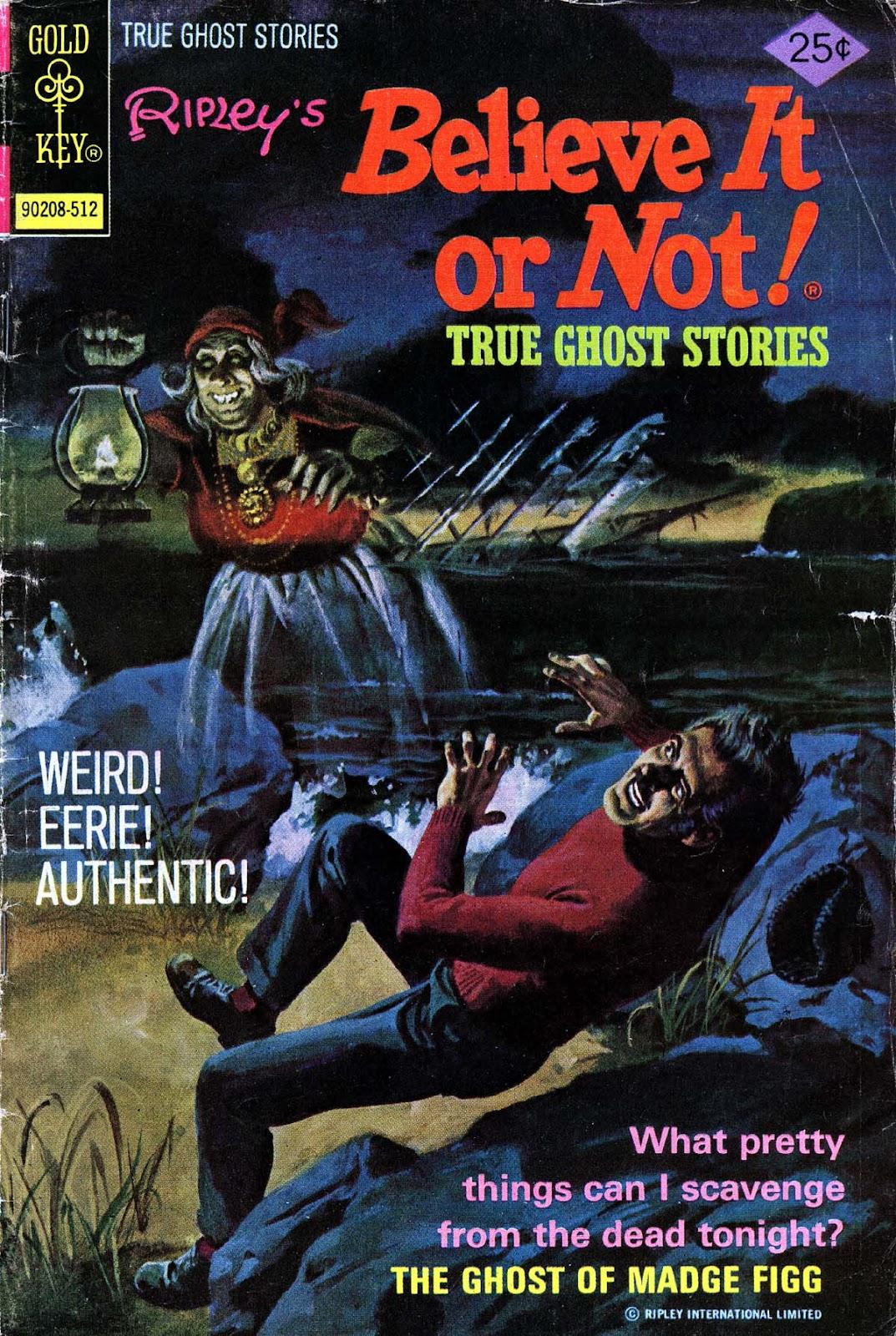 Ripleys Believe it or Not! (1965) 59 Page 1