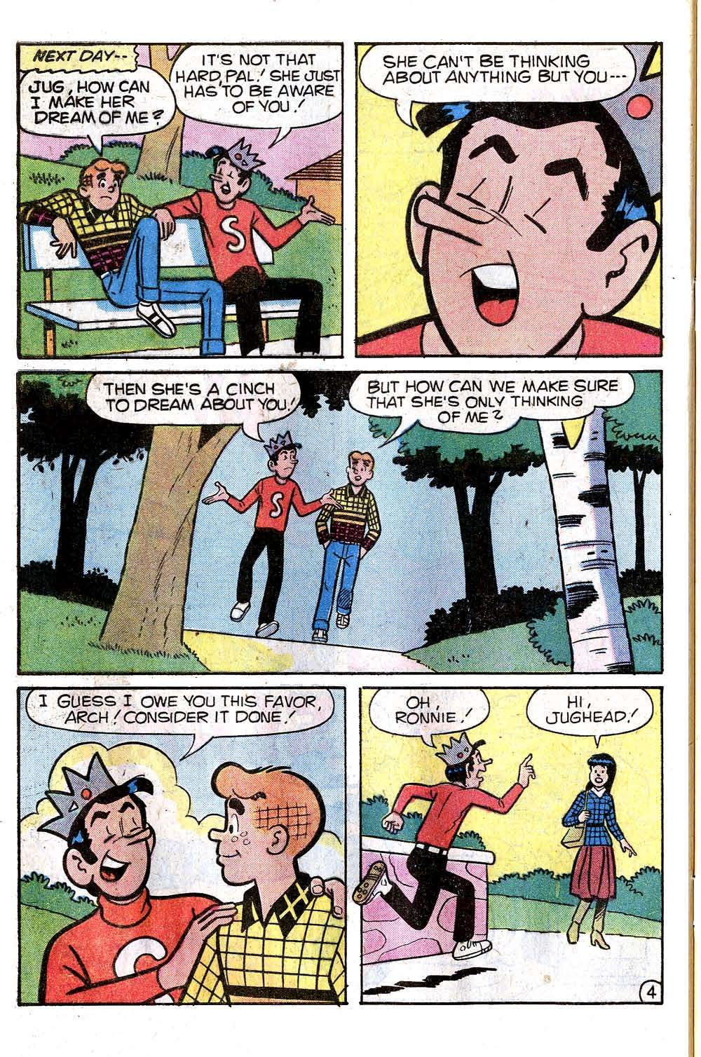 Read online Archie (1960) comic -  Issue #276 - 32