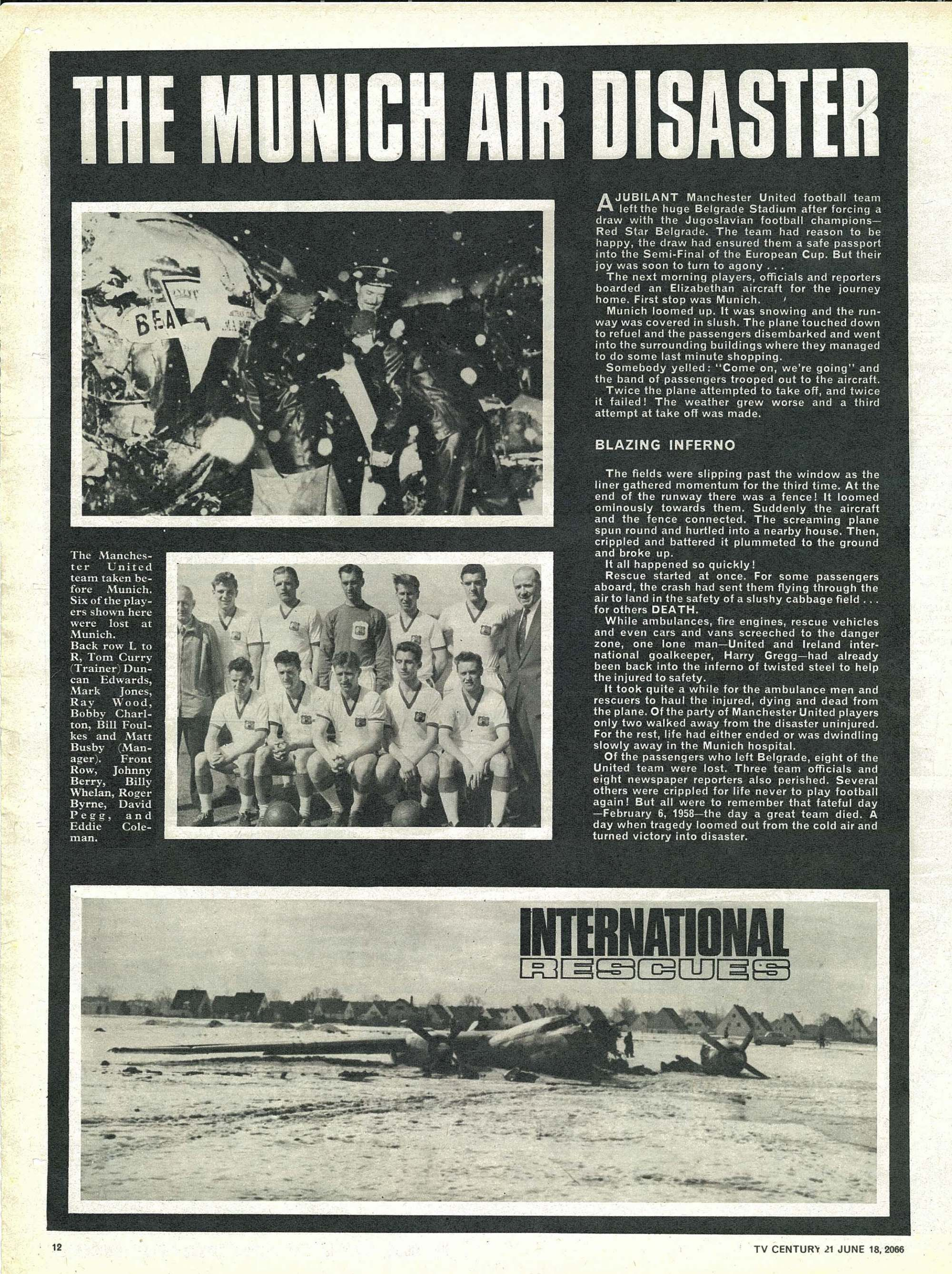 Read online TV Century 21 (TV 21) comic -  Issue #74 - 11