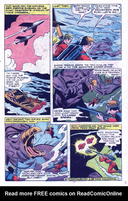 Read online Sea Devils comic -  Issue #35 - 14