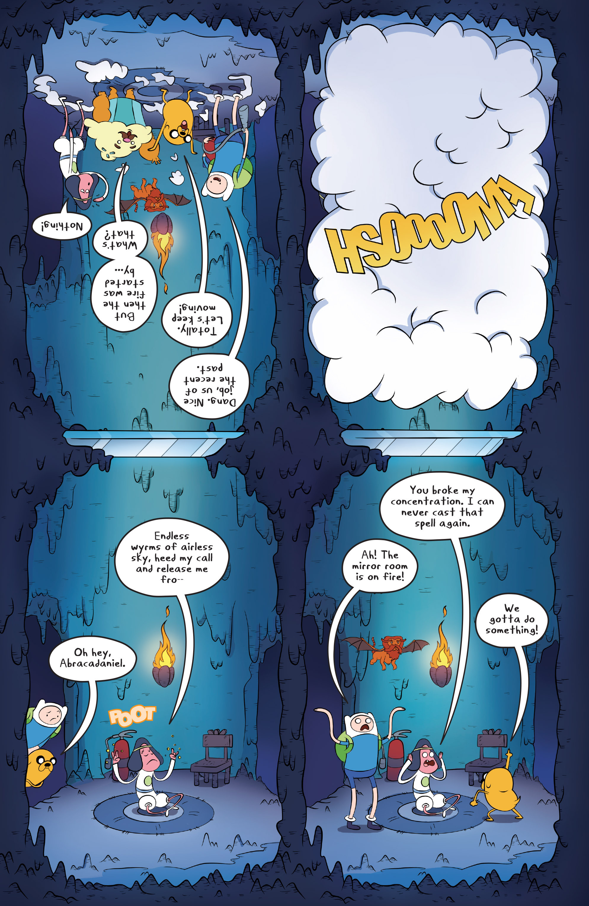 Read online Adventure Time comic -  Issue #45 - 14