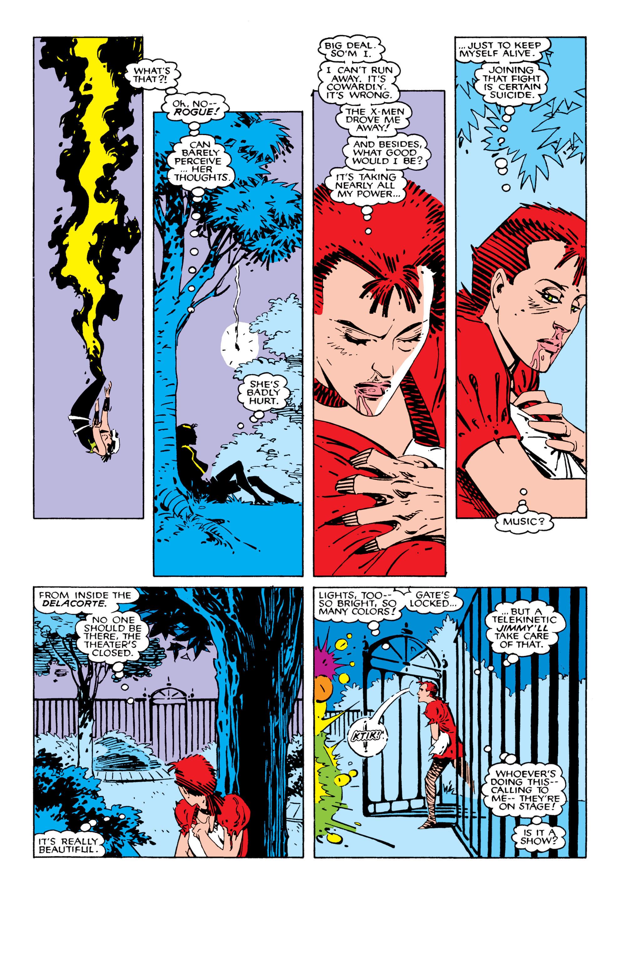 Read online Uncanny X-Men (1963) comic -  Issue #209 - 12