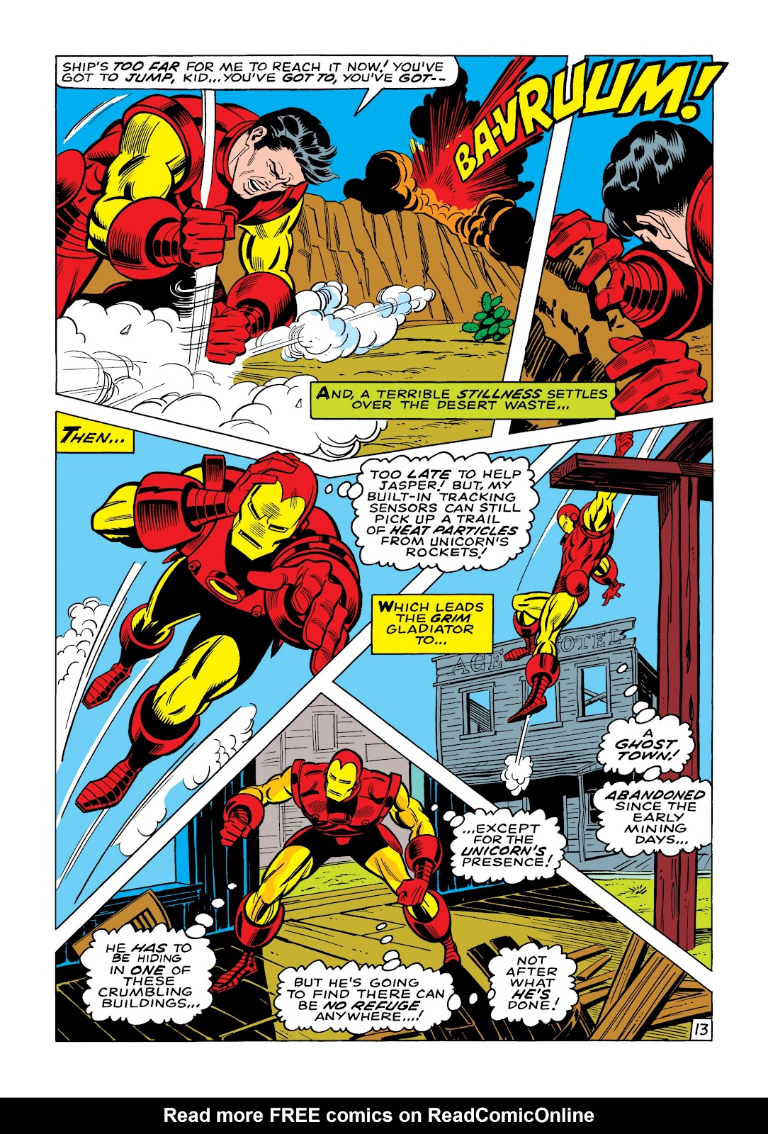 Read online Marvel Masterworks: The Invincible Iron Man comic -  Issue # TPB 6 (Part 1) - 40