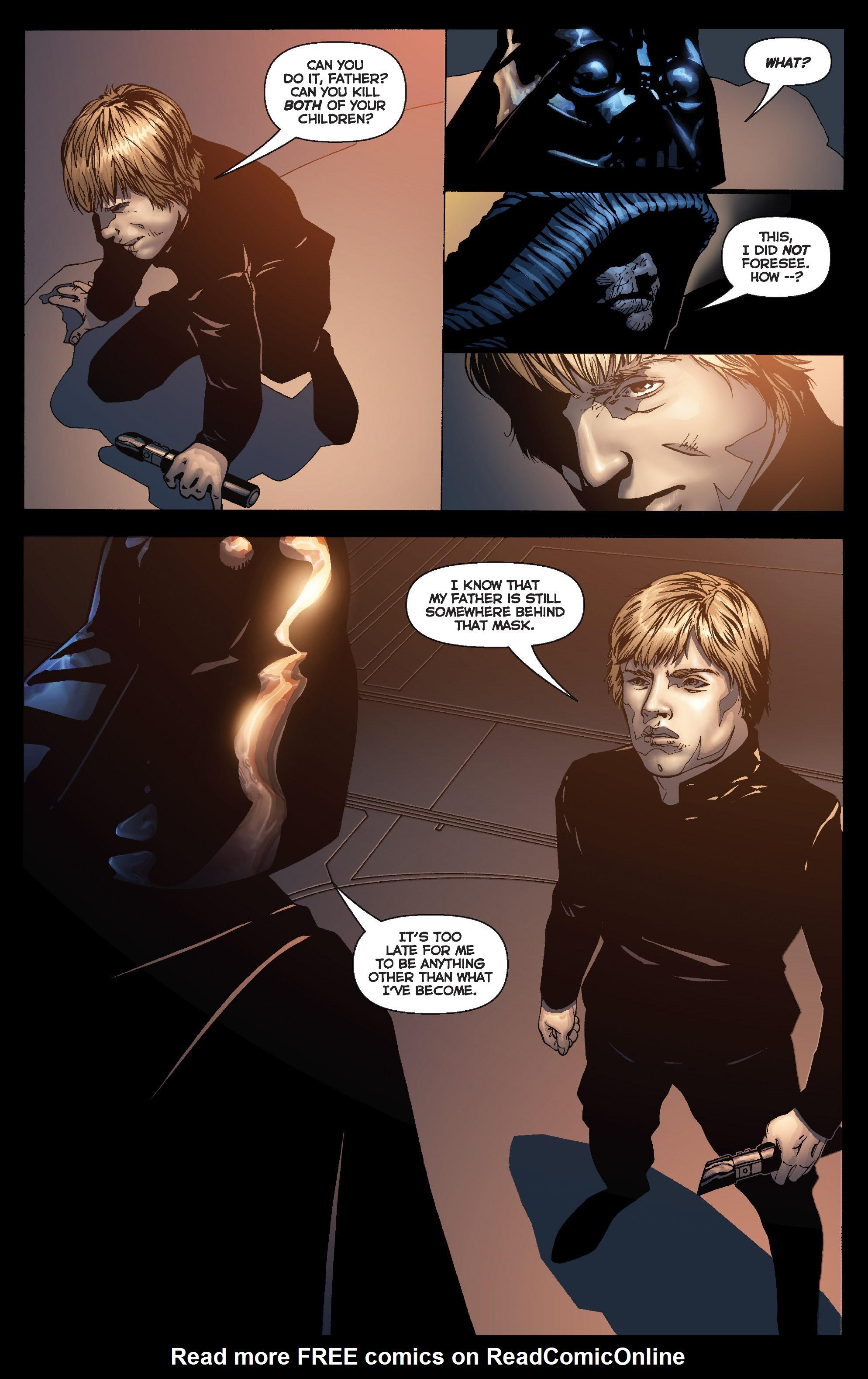 Read online Star Wars Omnibus comic -  Issue # Vol. 27 - 264