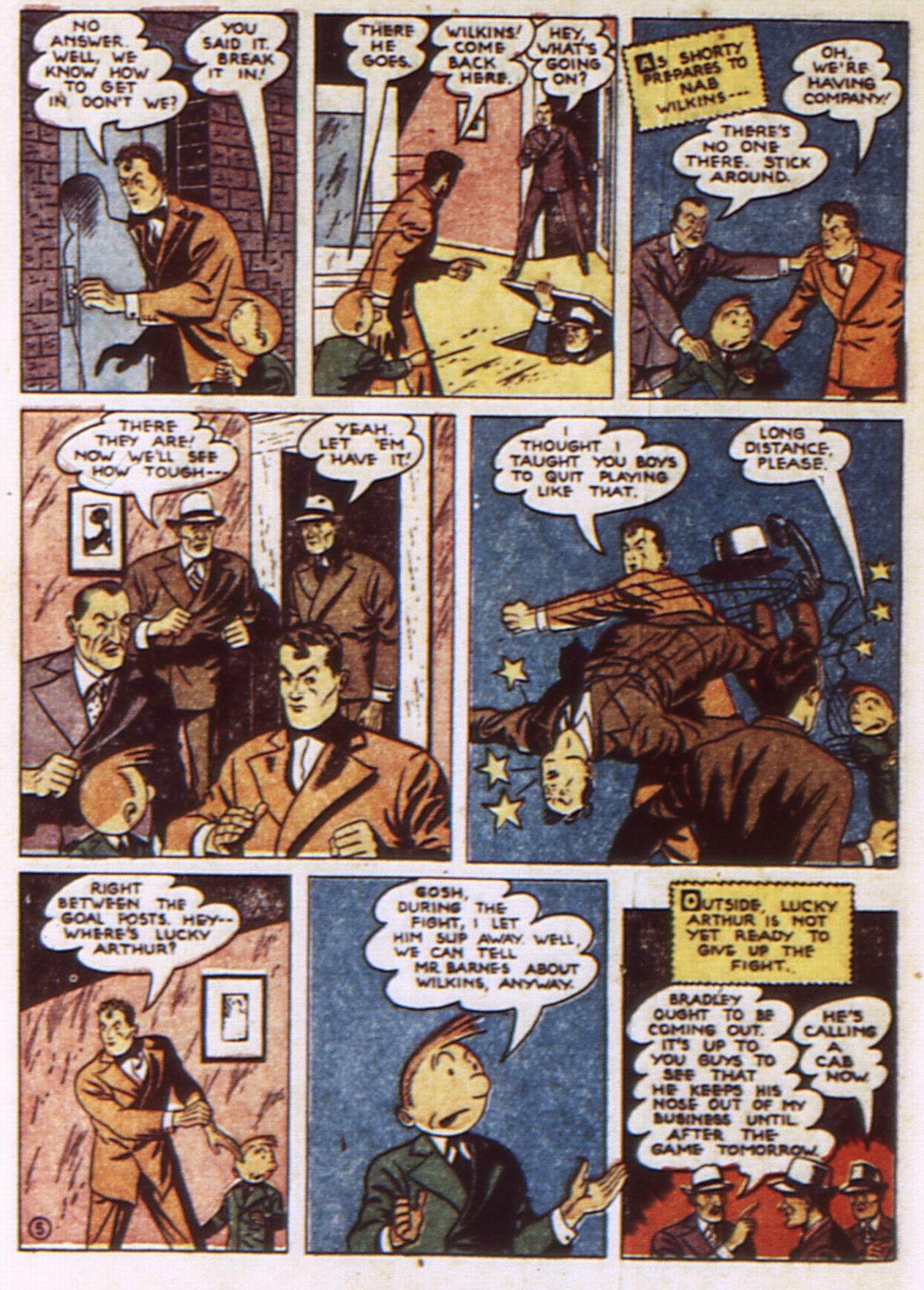 Read online Detective Comics (1937) comic -  Issue #52 - 62
