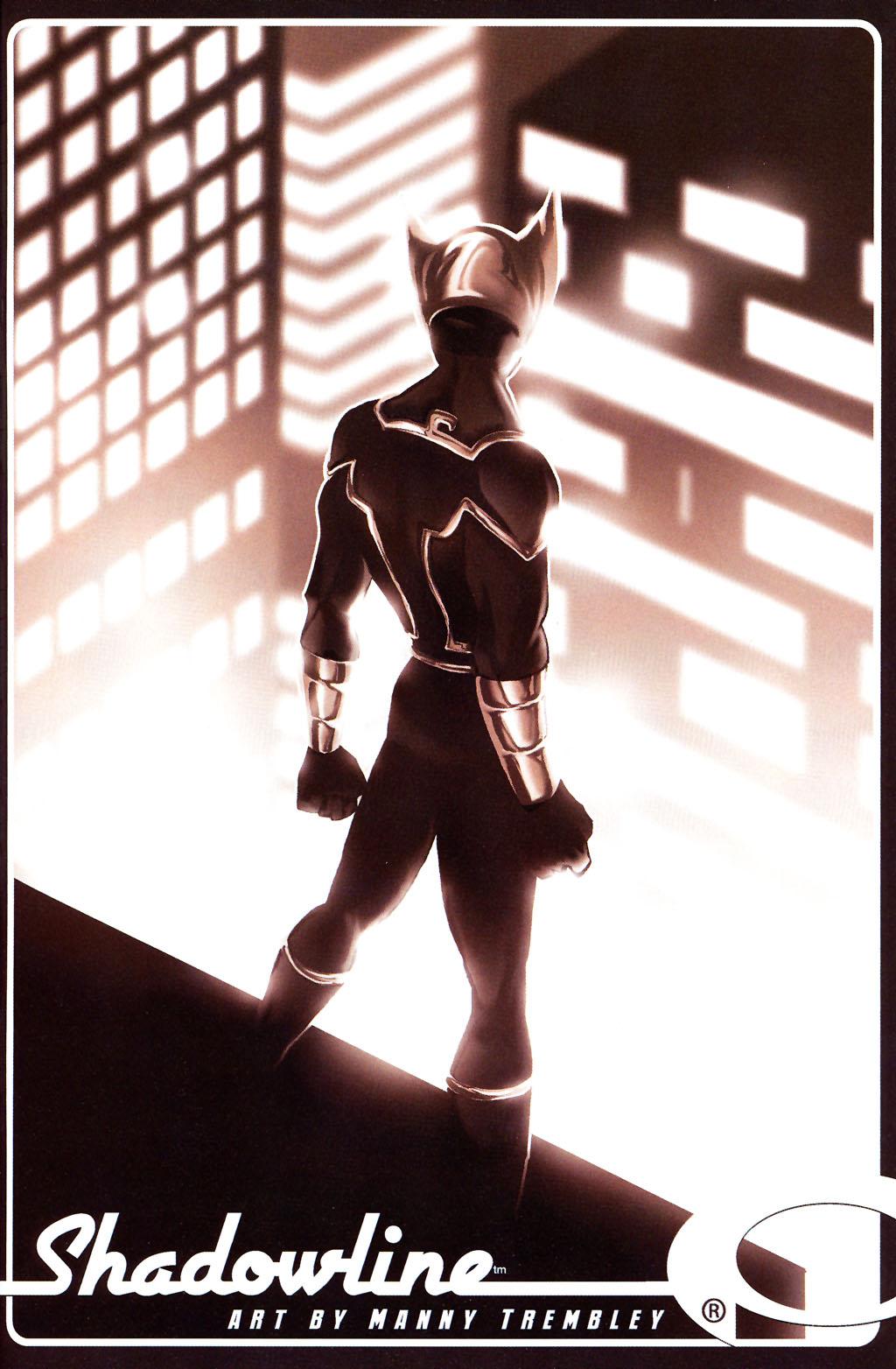 Read online ShadowHawk (2005) comic -  Issue #15 - 24