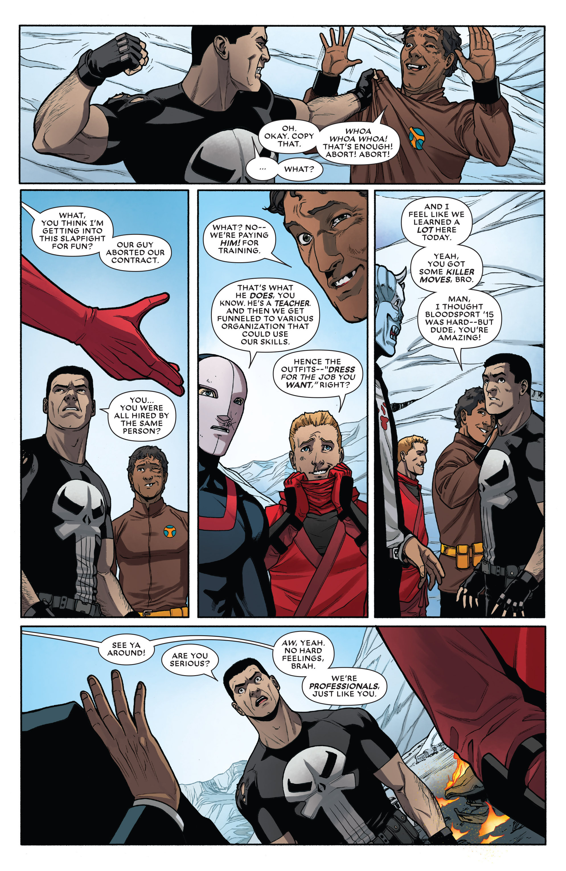 Read online Deadpool vs. The Punisher comic -  Issue #3 - 16
