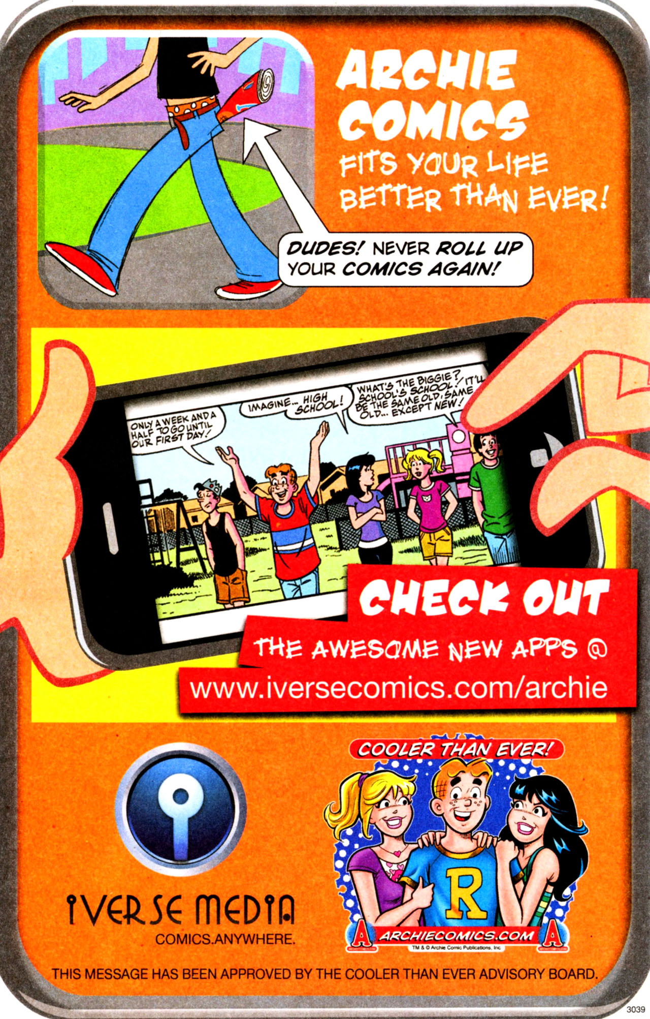 Read online Archie (1960) comic -  Issue #601 - 16