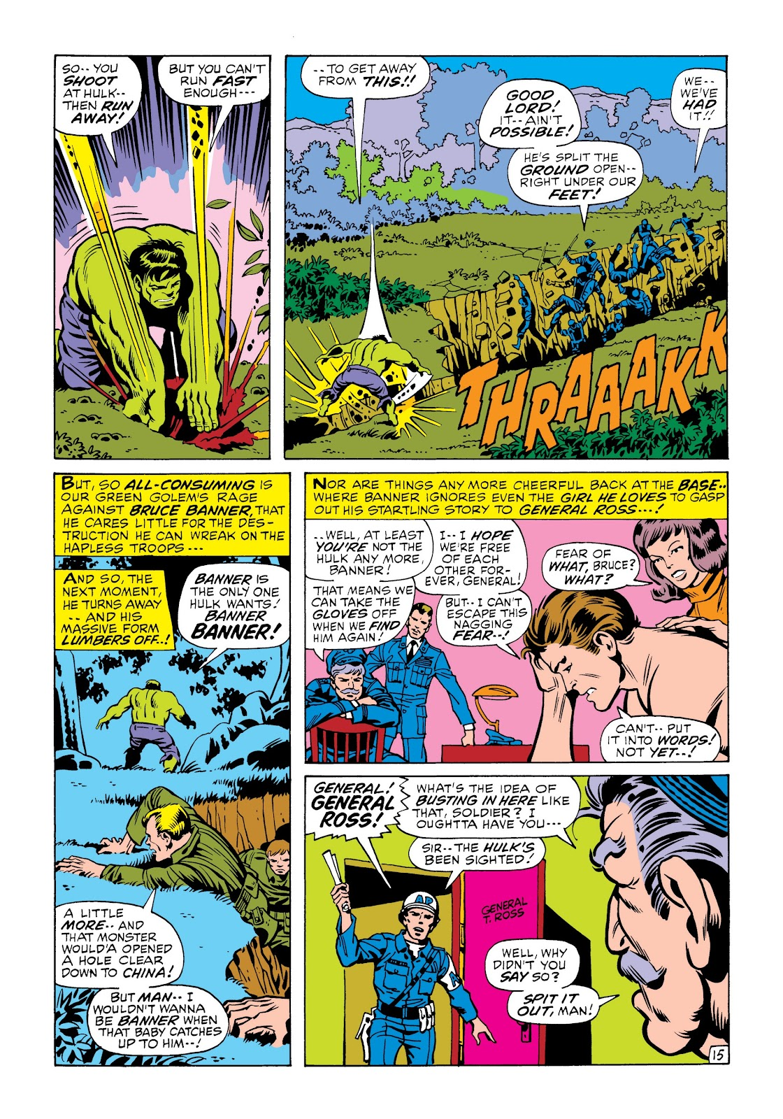 Read online Marvel Masterworks: The Incredible Hulk comic -  Issue # TPB 6 (Part 2) - 88
