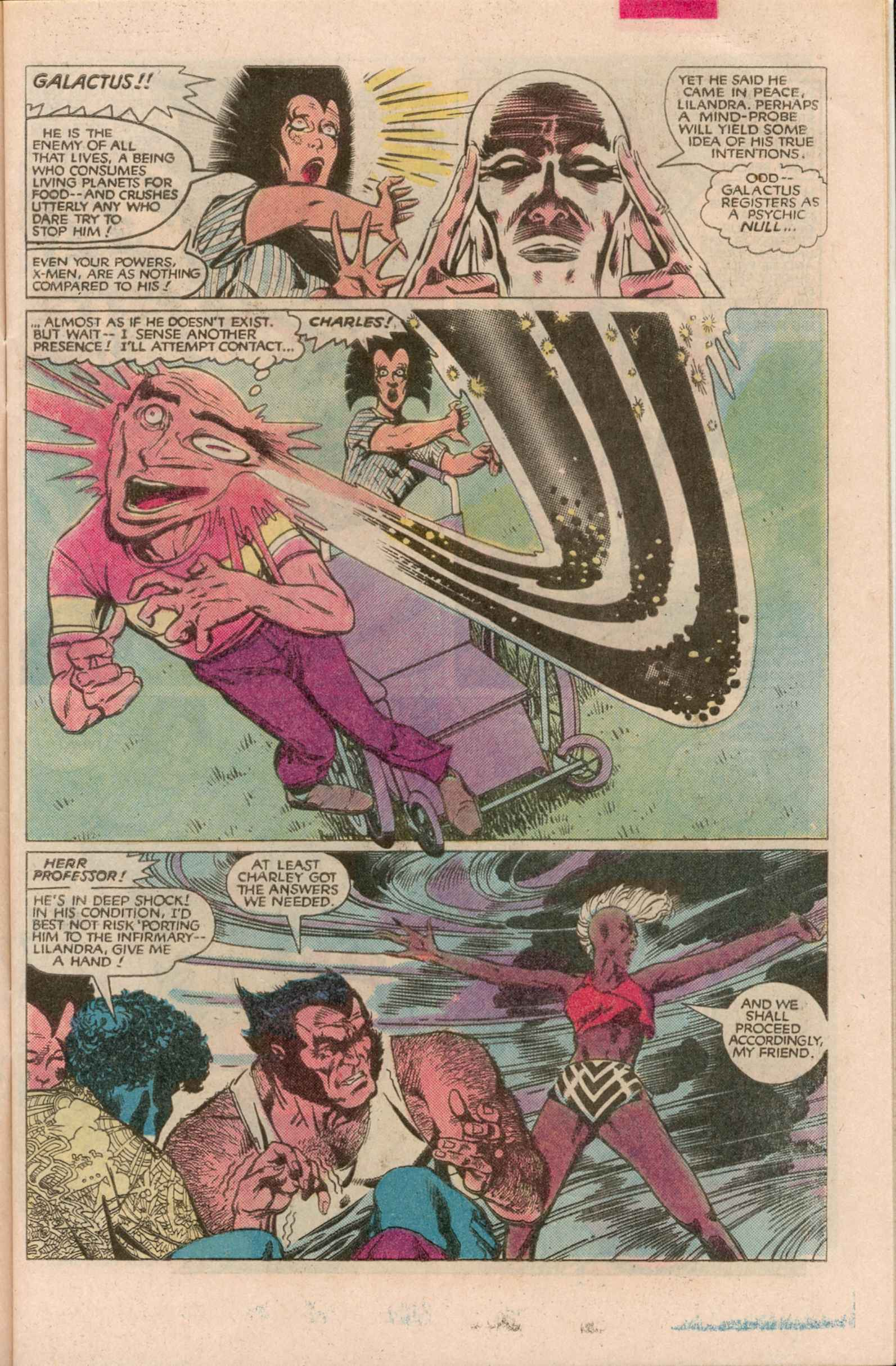 Read online Uncanny X-Men (1963) comic -  Issue # _Annual 7 - 6
