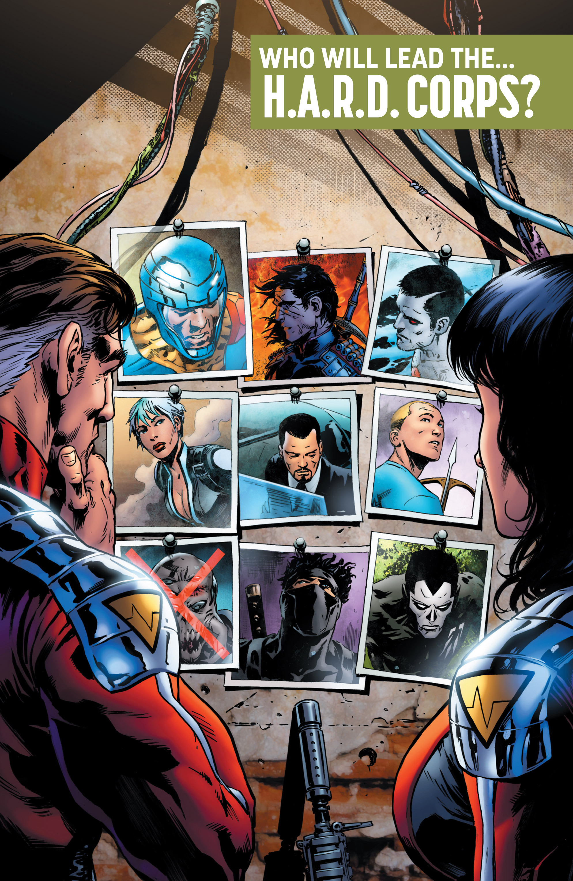 Read online Bloodshot and H.A.R.D.Corps comic -  Issue # TPB 4 - 131