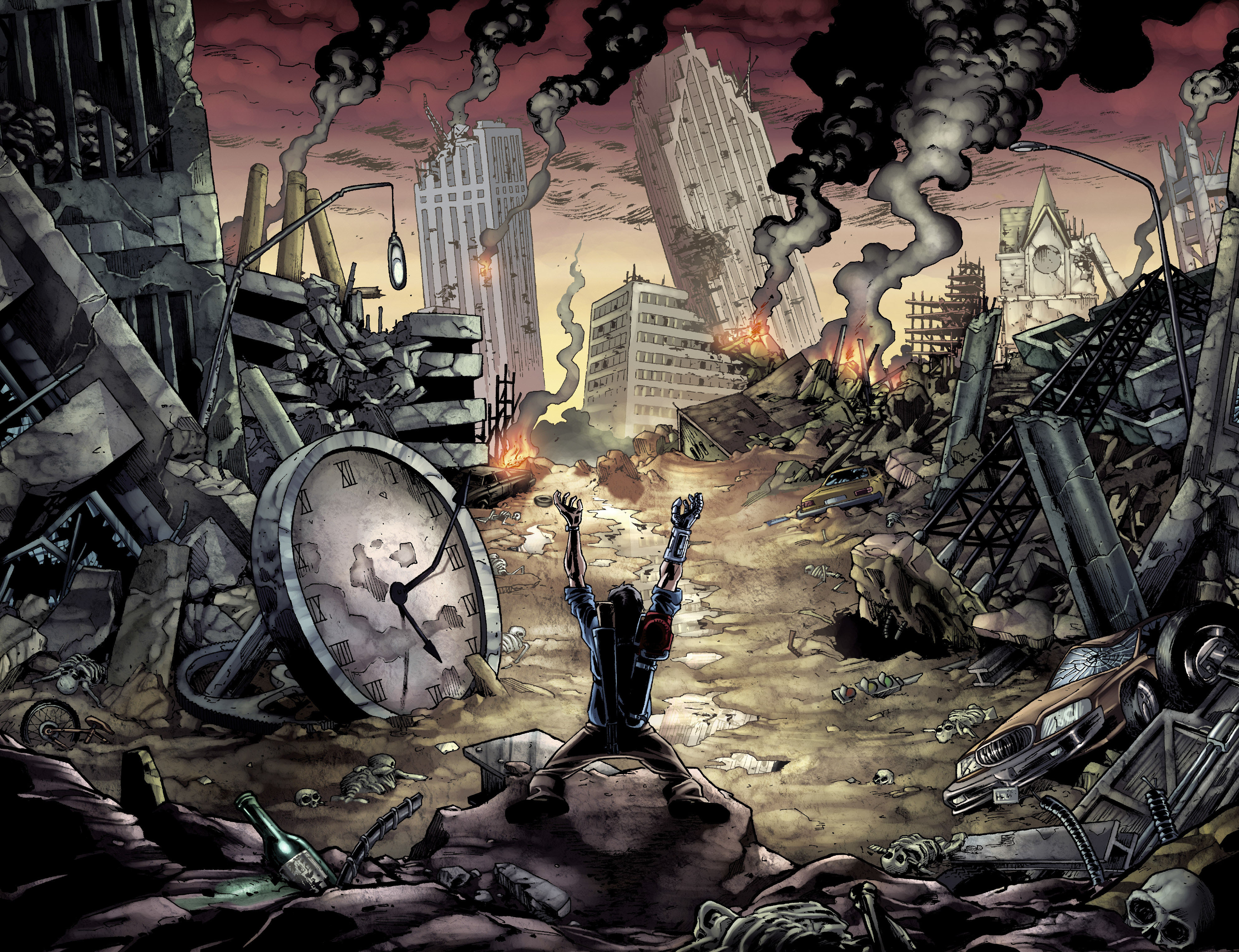 Read online Army of Darkness: From the Ashes comic -  Issue #Army of Darkness: From the Ashes TPB - 12