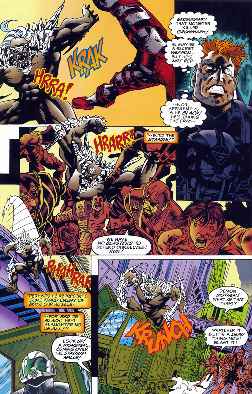 Read online Doomsday Annual comic -  Issue # Full - 24