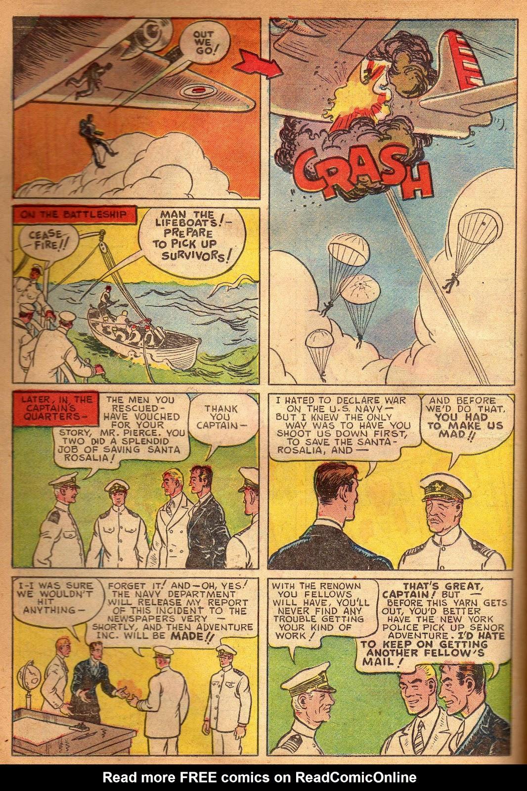 Bang-Up Comics issue 1 - Page 19