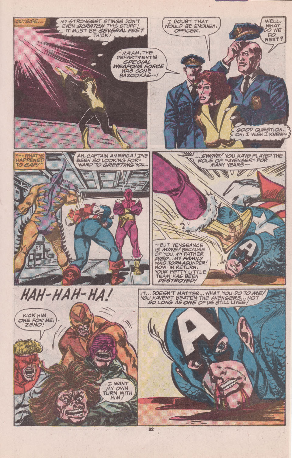 The Avengers (1963) 274 Page 22