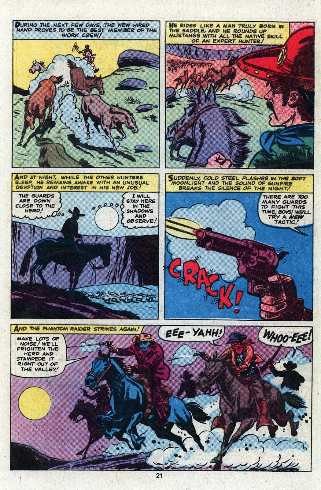Kid Colt Outlaw issue 227 - Page 22