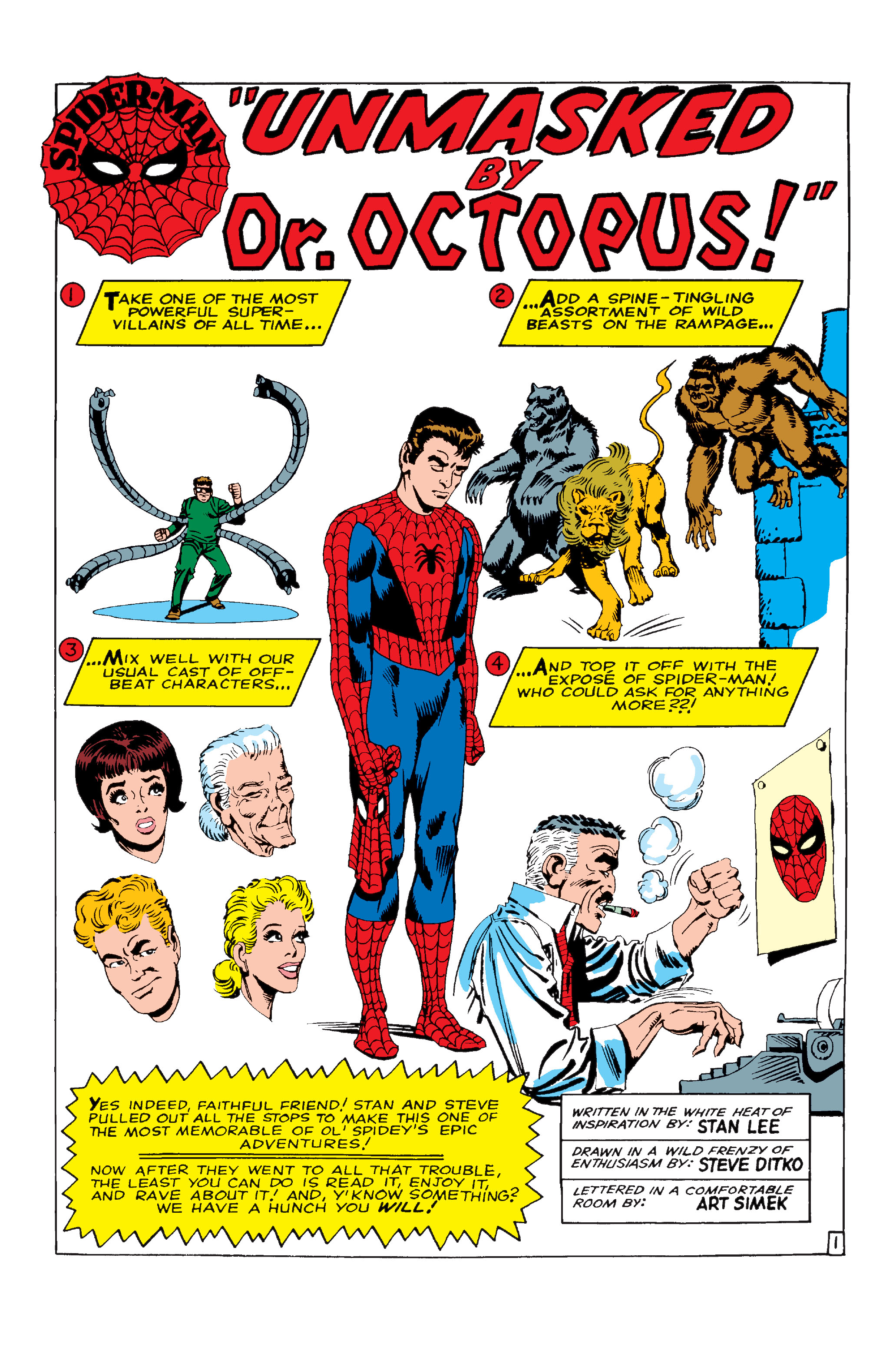 The Amazing Spider-Man (1963) 12 Page 1
