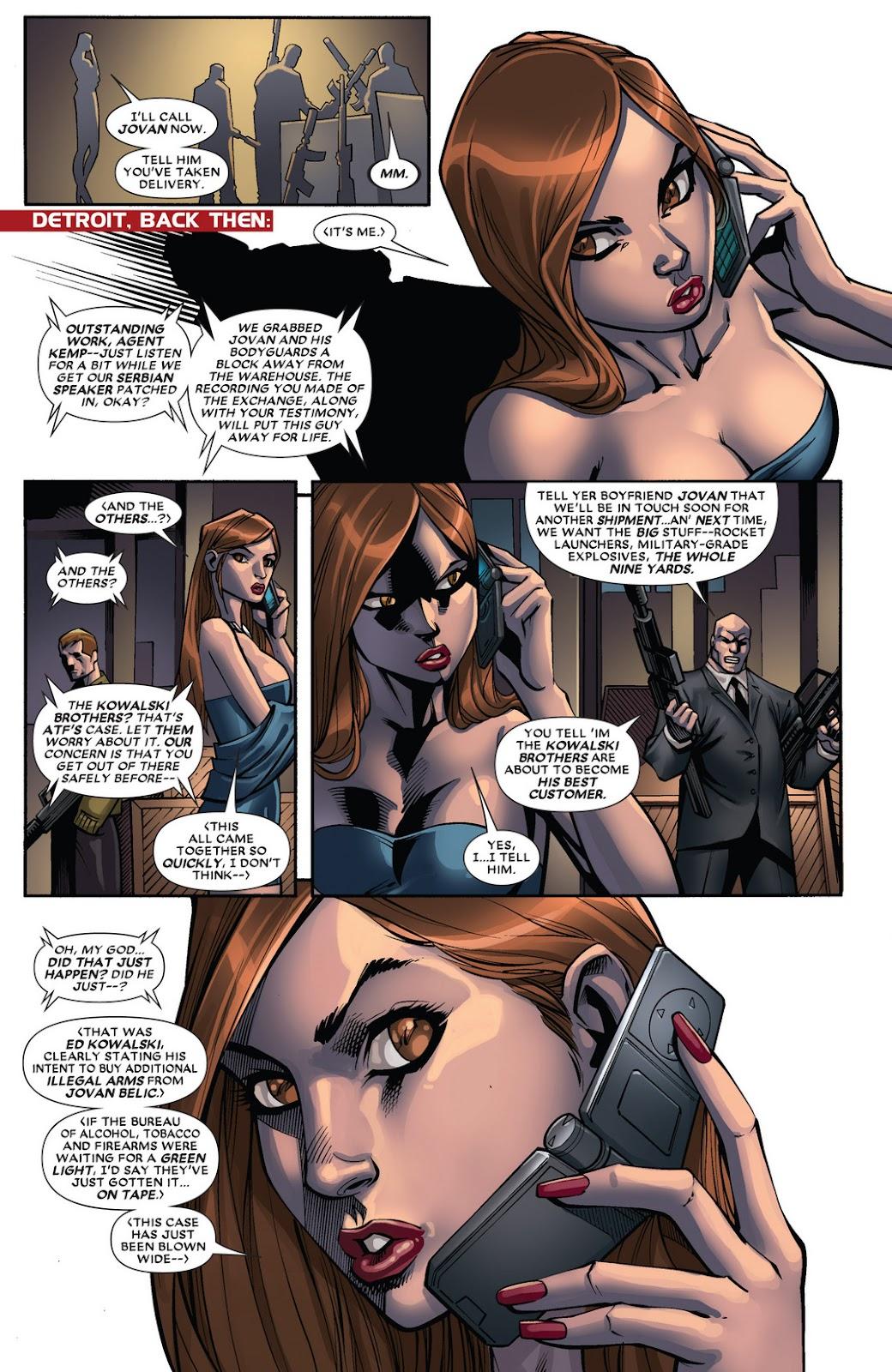 Read online Deadpool (2008) comic -  Issue #61 - 13