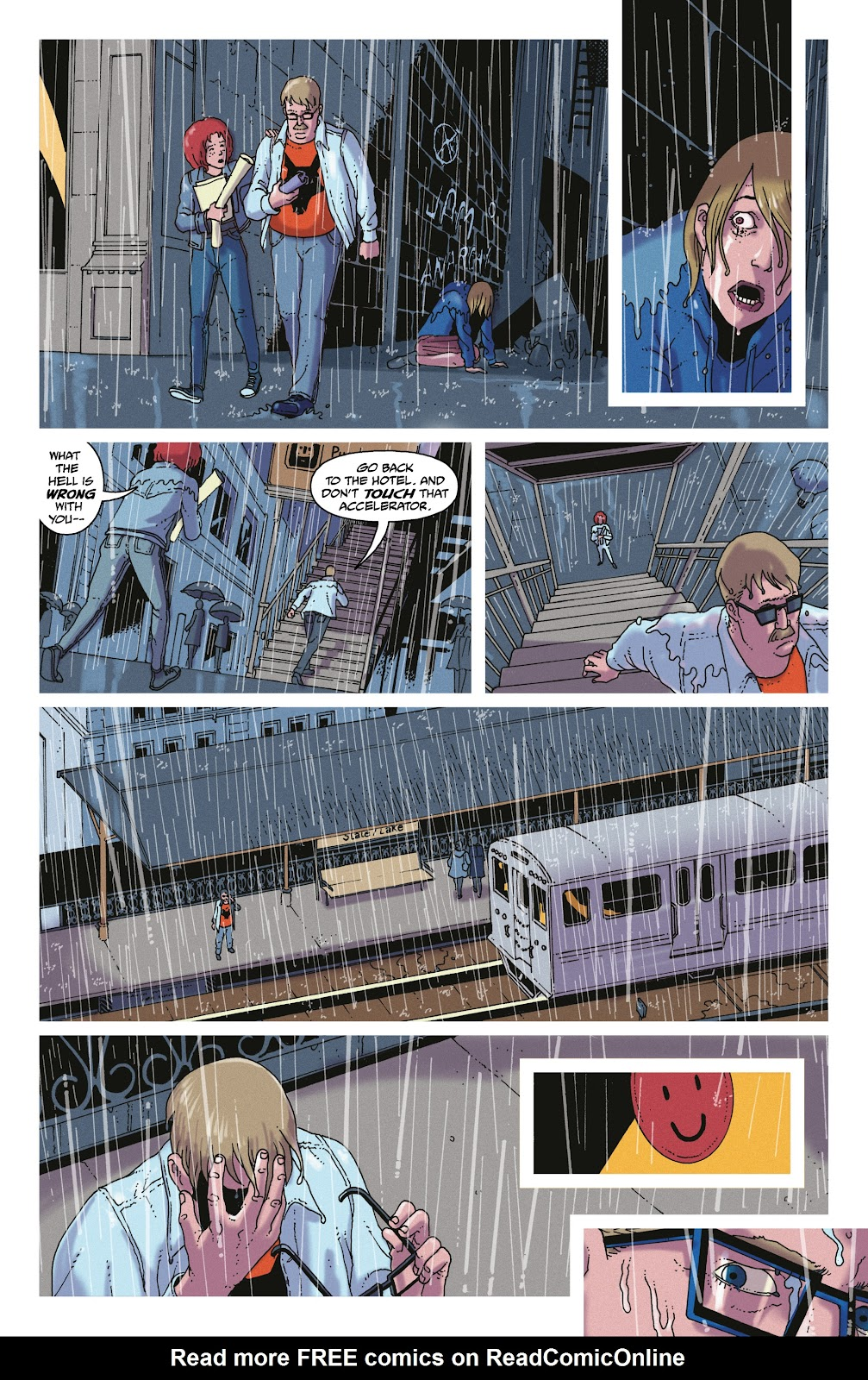 Read online She Could Fly comic -  Issue # _TPB - 96