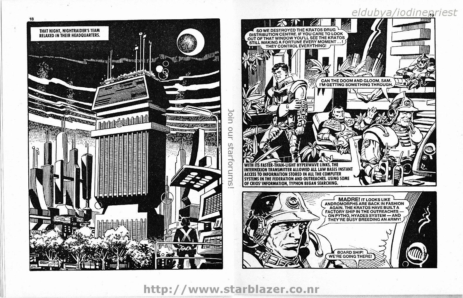 Starblazer issue 172 - Page 11