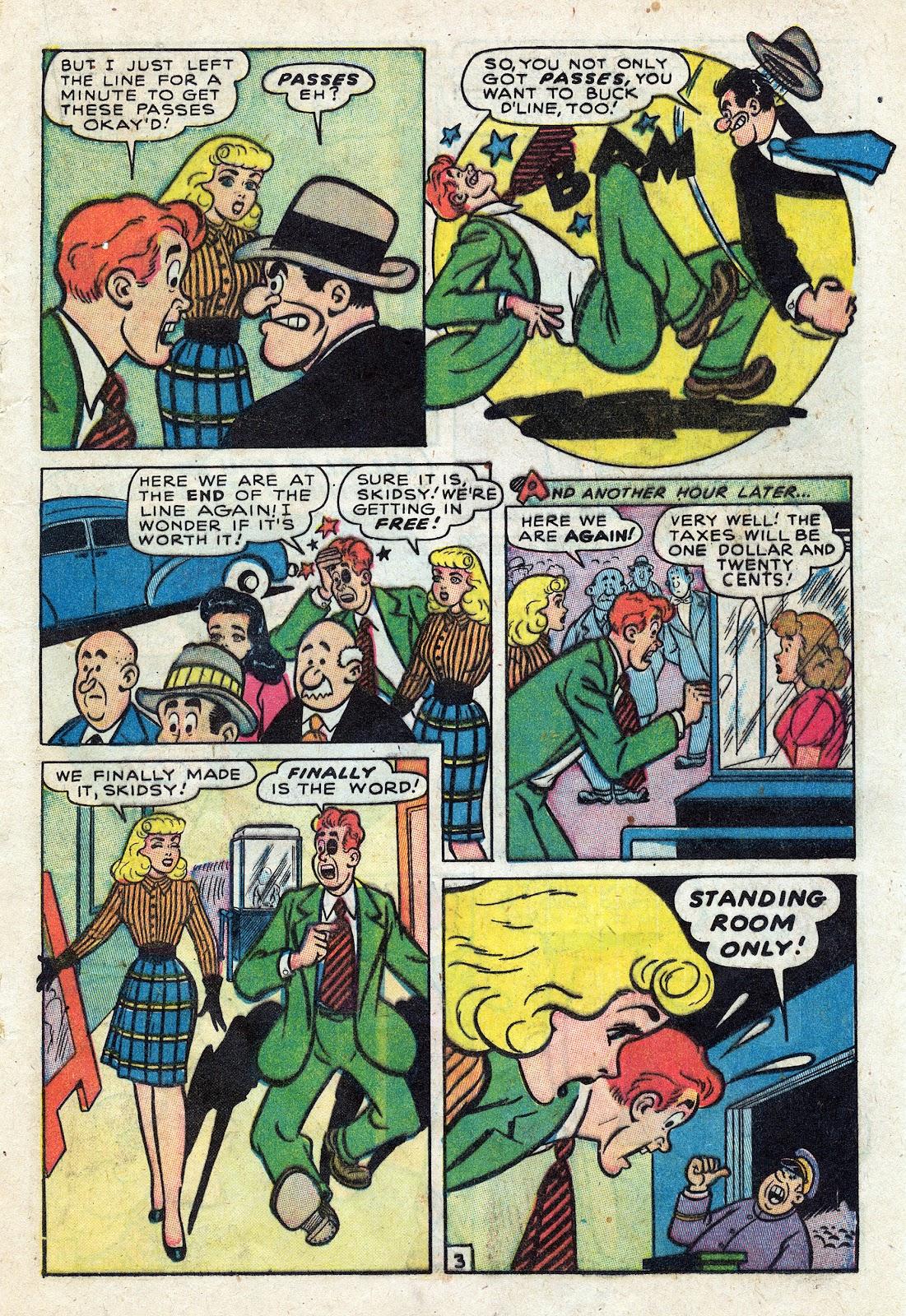 Read online Gay Comics comic -  Issue #30 - 21