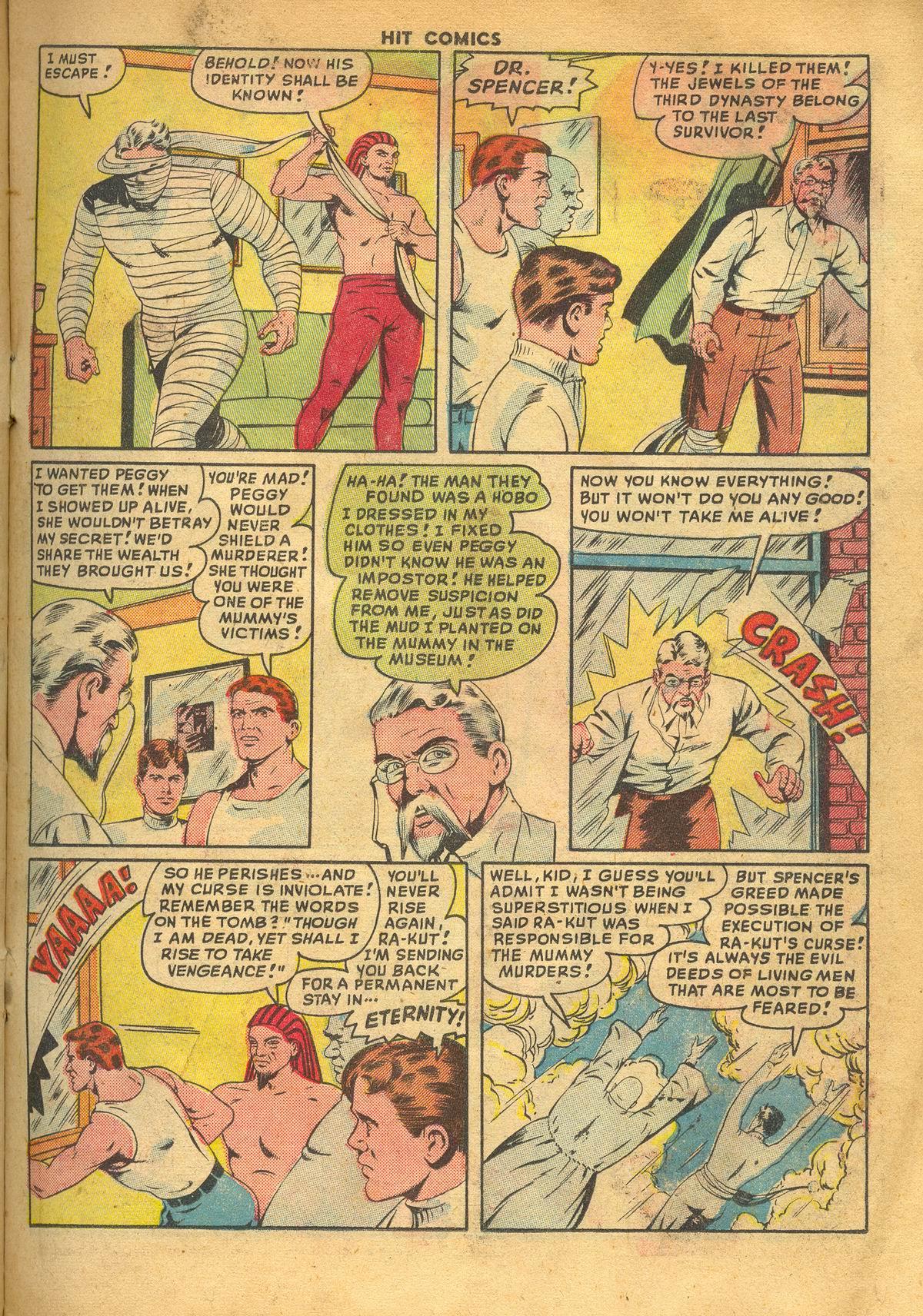 Read online Hit Comics comic -  Issue #60 - 15