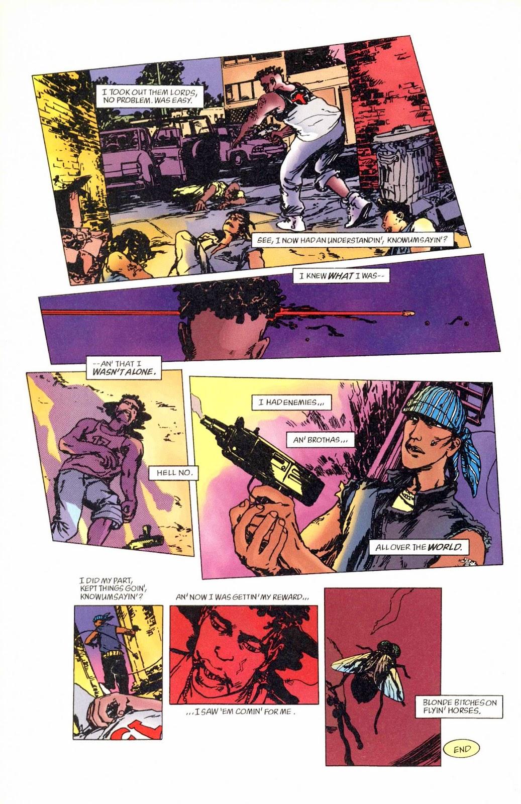Read online Weird War Tales (1997) comic -  Issue #1 - 15