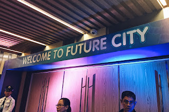 Reshape the future today at THE FUTURE CITY: An Interactive Digital Park