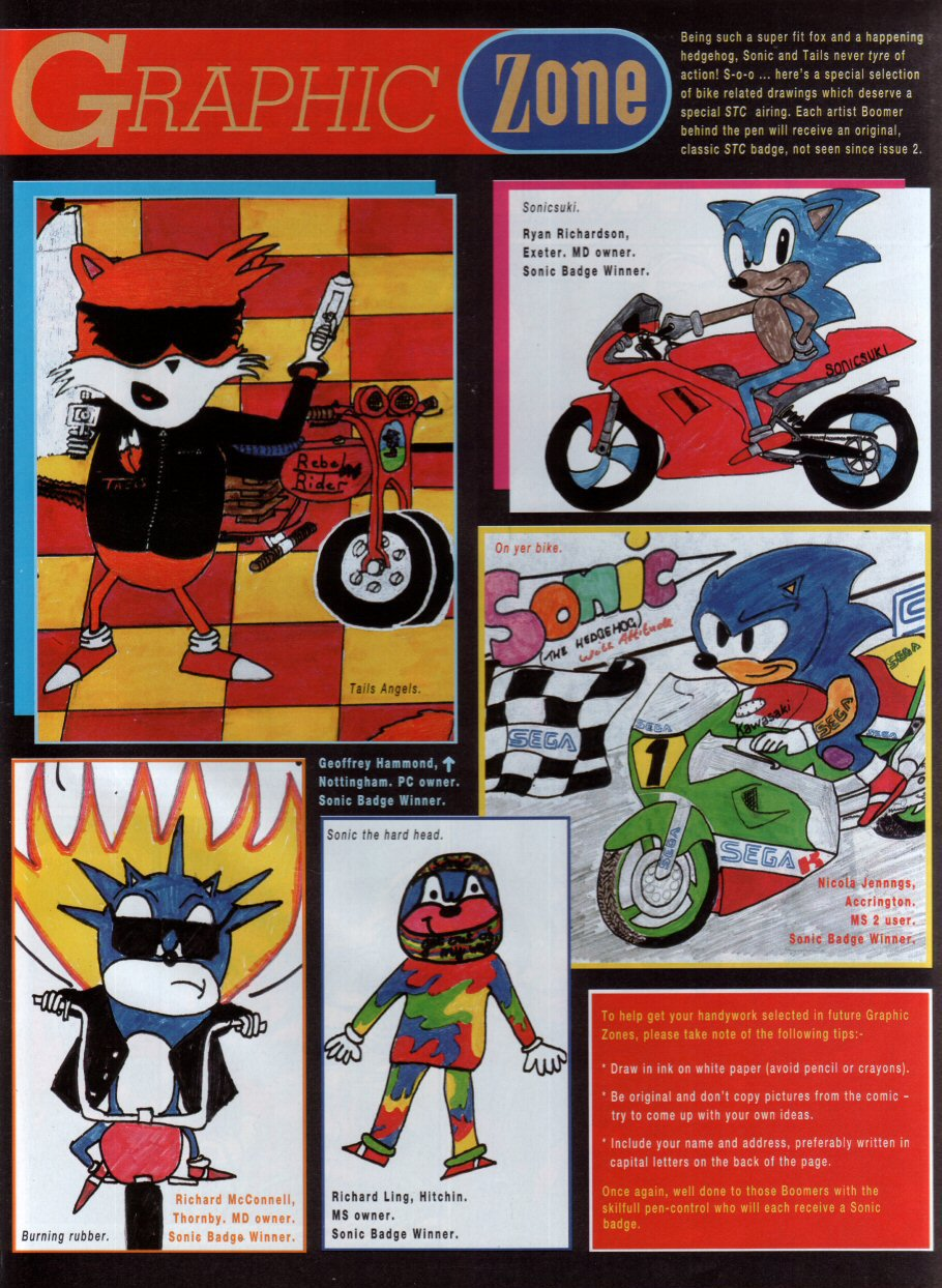 Read online Sonic the Comic comic -  Issue #33 - 18