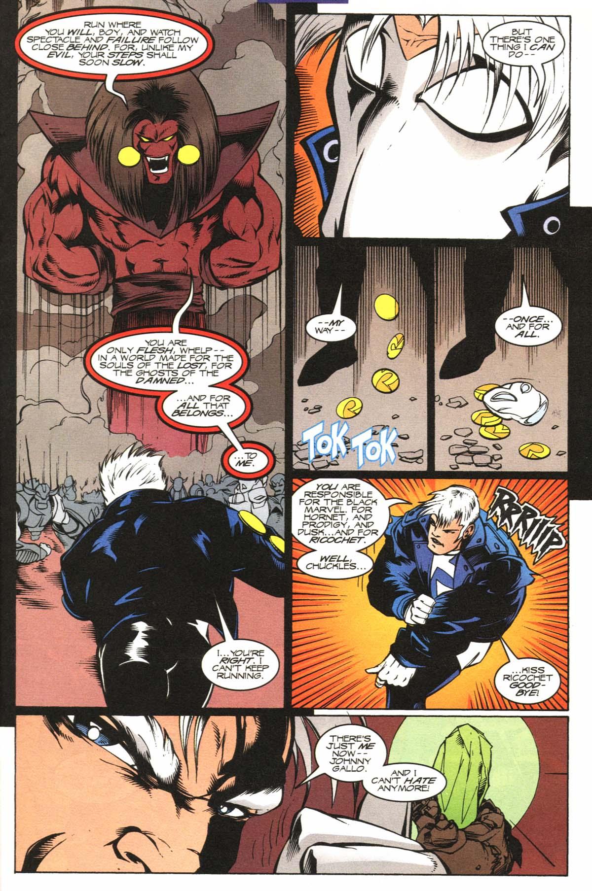 Read online Slingers comic -  Issue #12 - 21