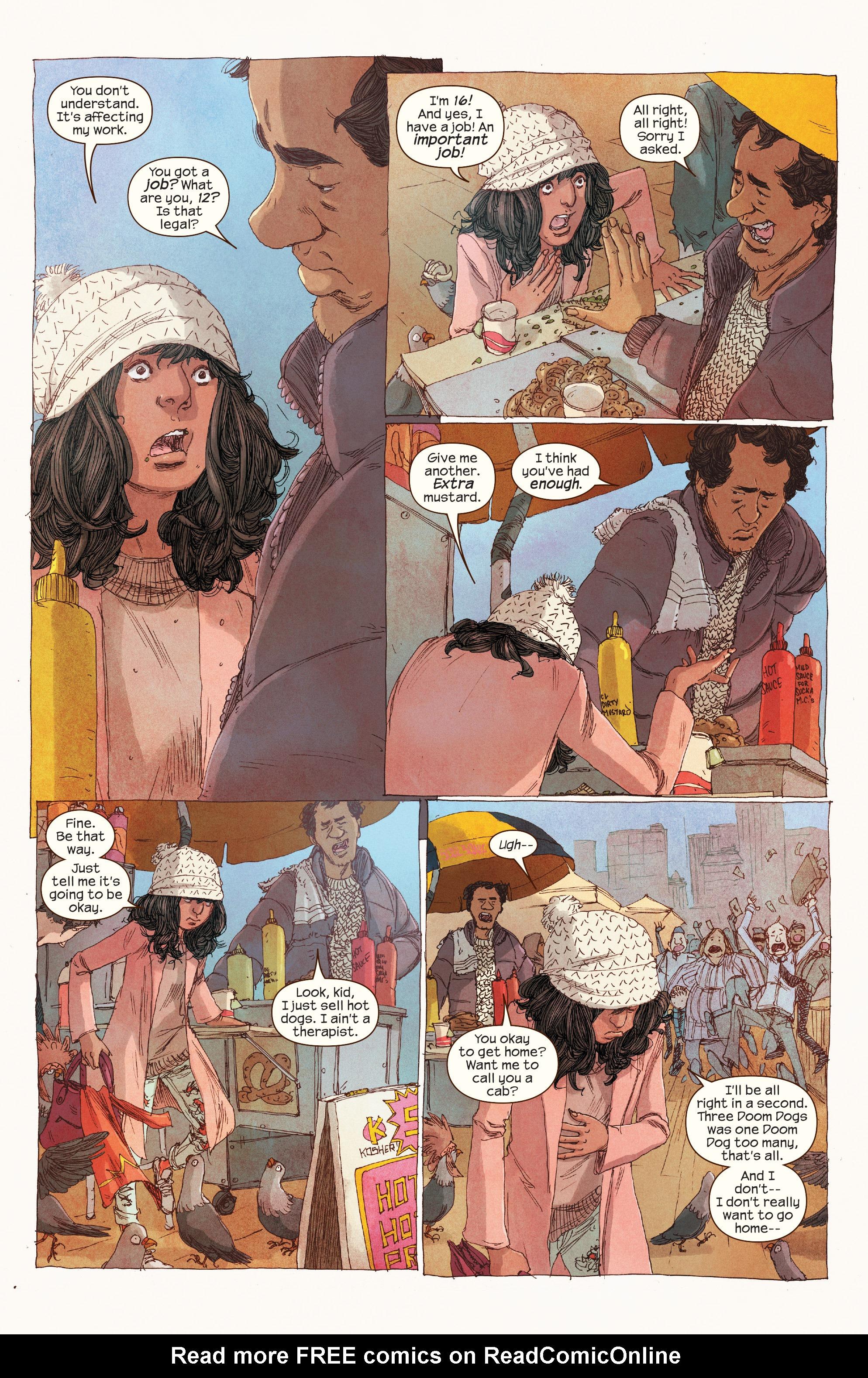 Read online Secret Wars: Last Days of the Marvel Universe comic -  Issue # TPB (Part 1) - 263
