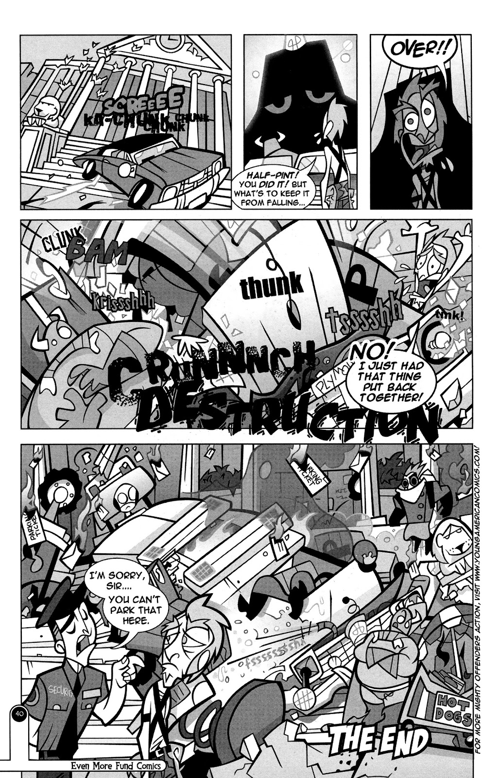 Read online Even More Fund Comics comic -  Issue # TPB (Part 1) - 40