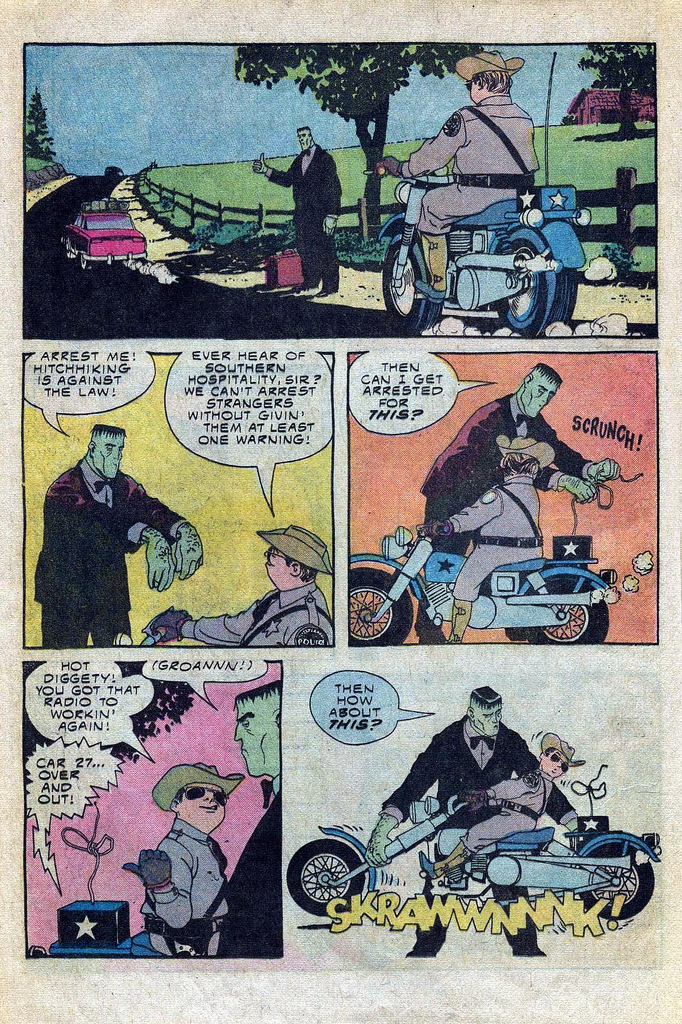 Read online Addams Family comic -  Issue #3 - 4