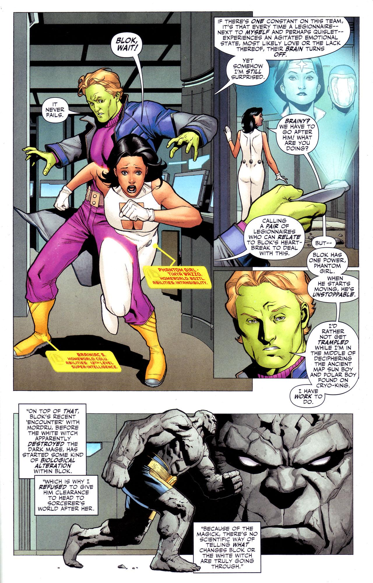 Read online Adventure Comics (2009) comic -  Issue #4 - 23